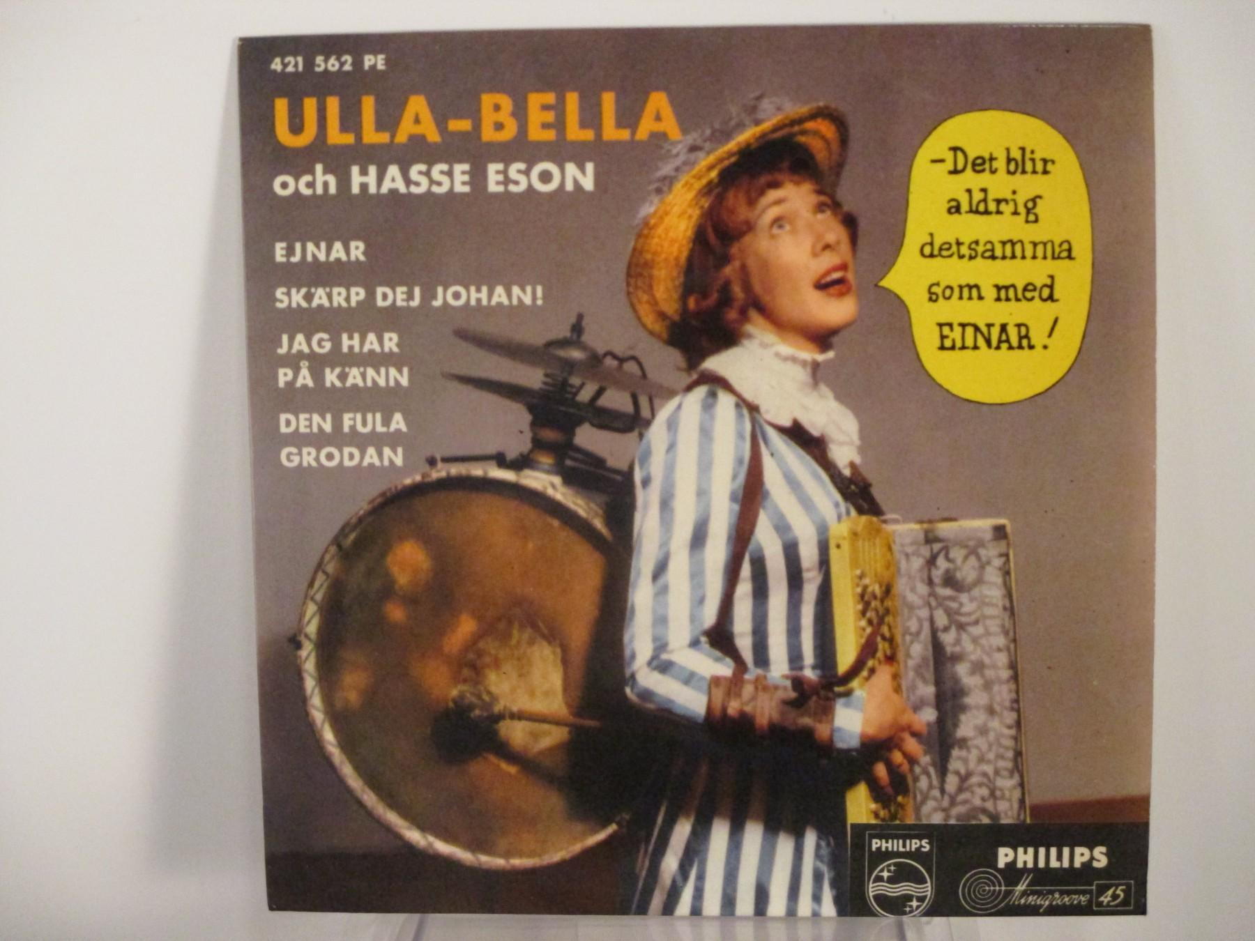 Ulla-Bella - Ejnar