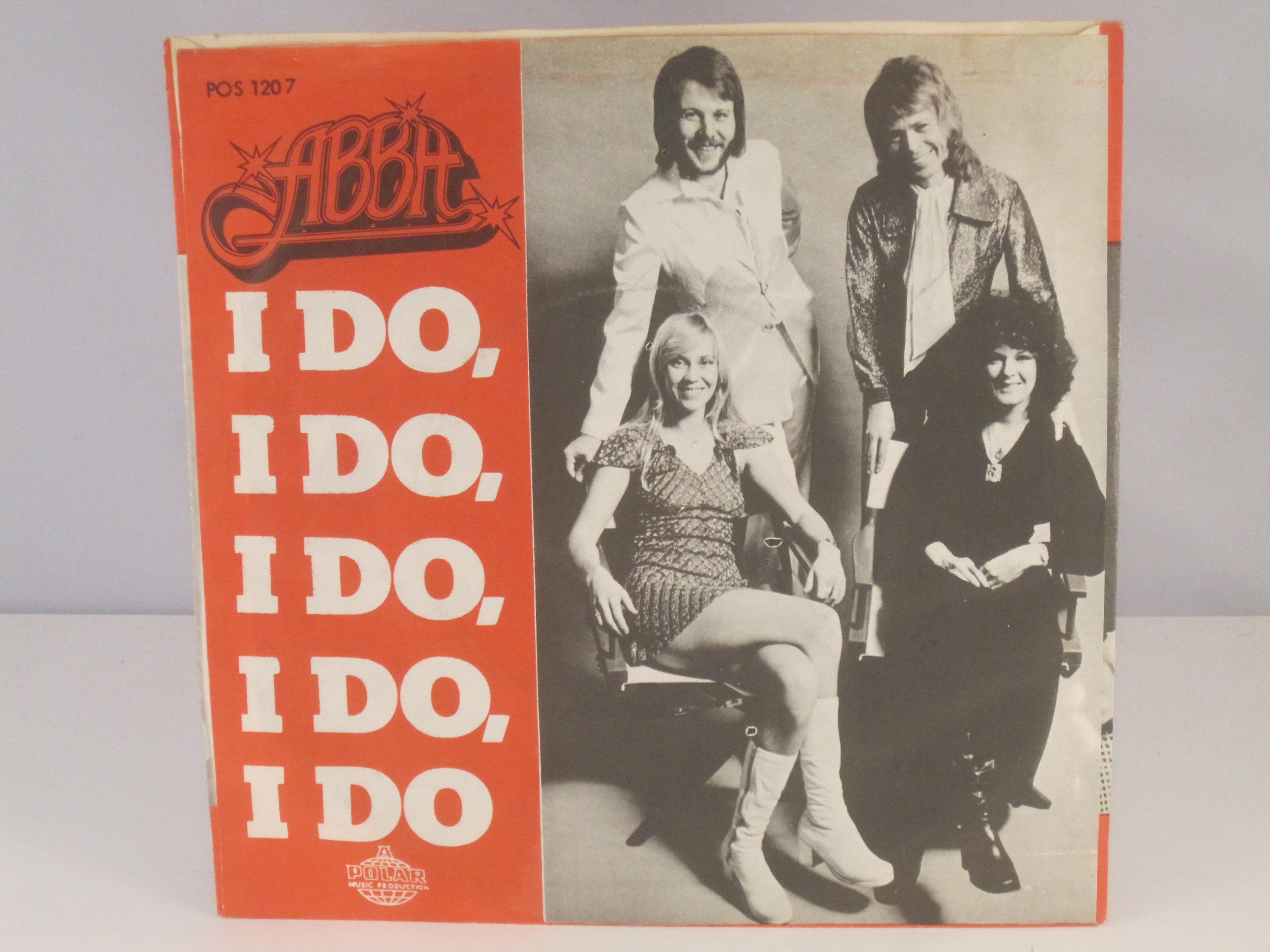 ABBA : I do, I do, I do, I do, I do / Rock me