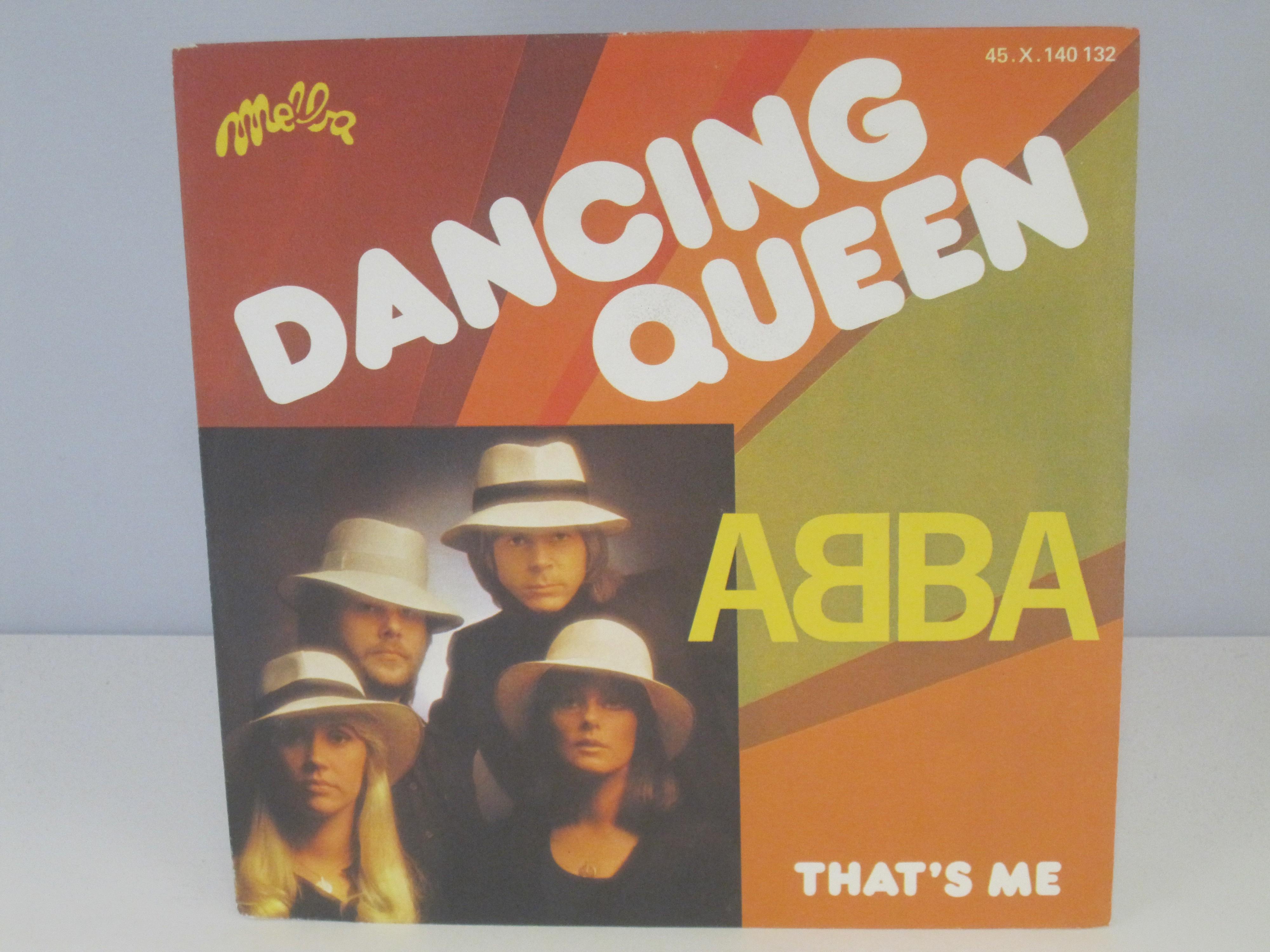 ABBA : Dancing queen / That's me