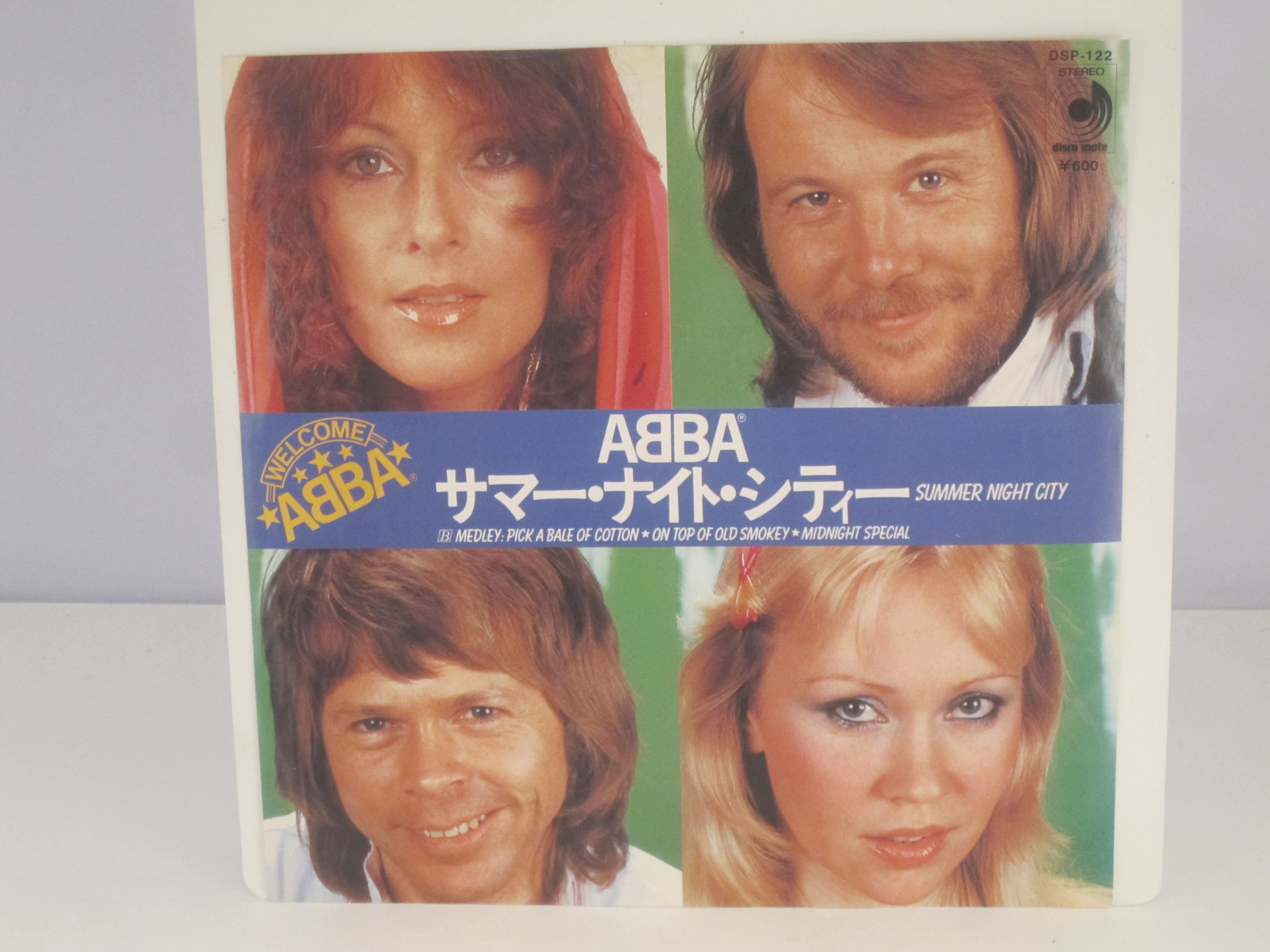 ABBA : Summer night city / Medley...........
