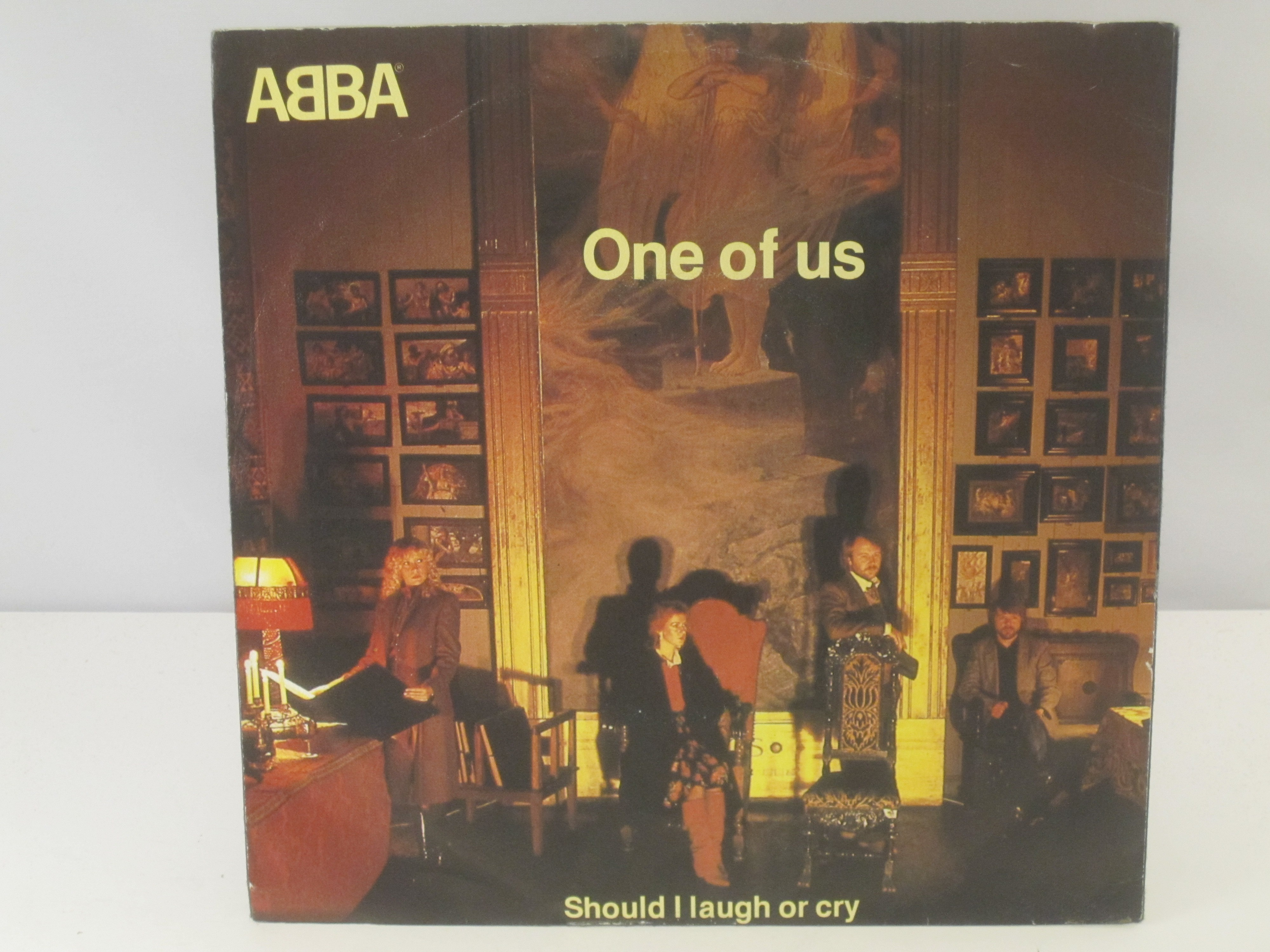 ABBA : One of us / Should I laugh or cry