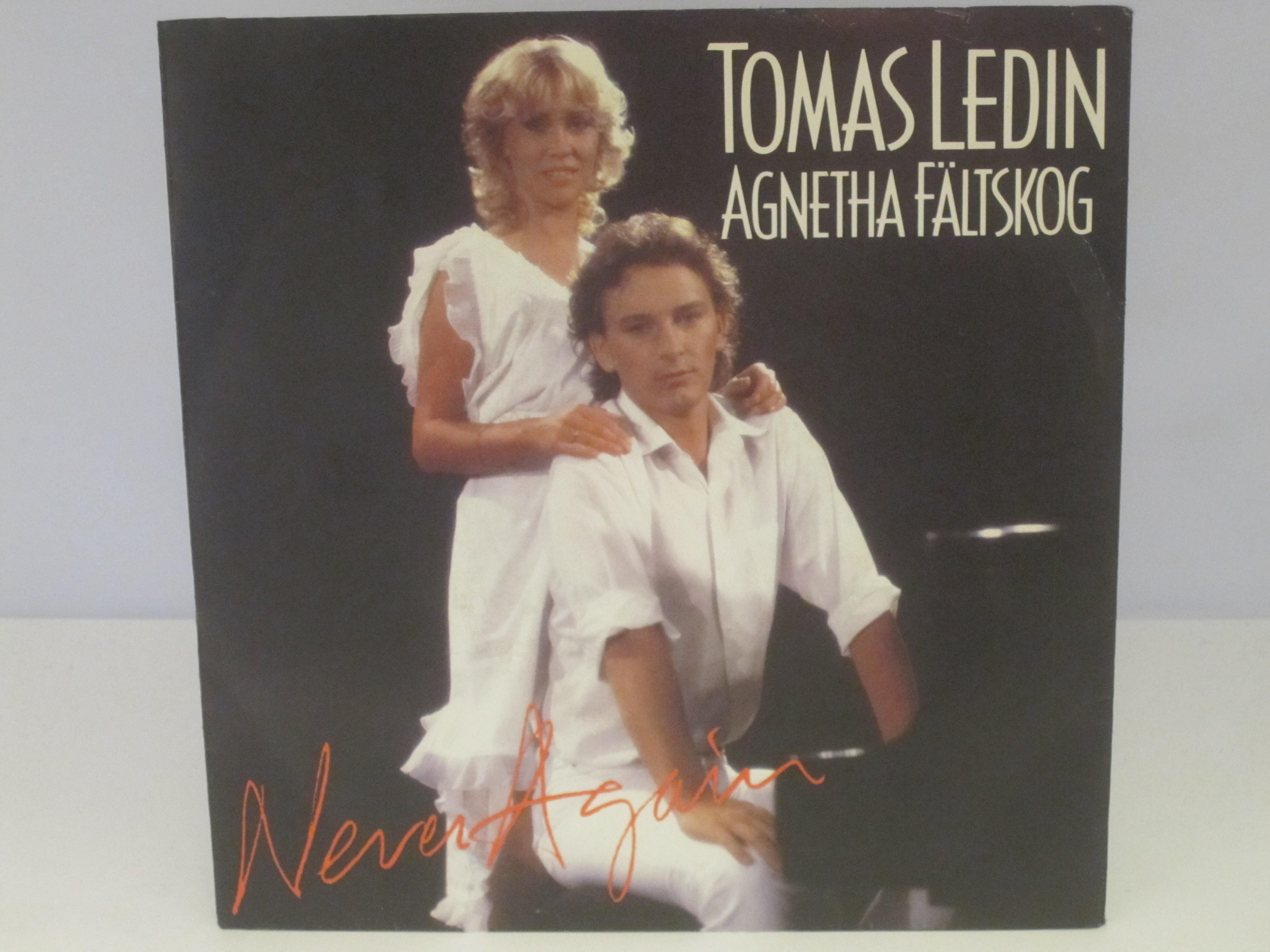 AGNETHA FÄLTSKOG & TOMAS LEDIN : Never again / Just for the fun