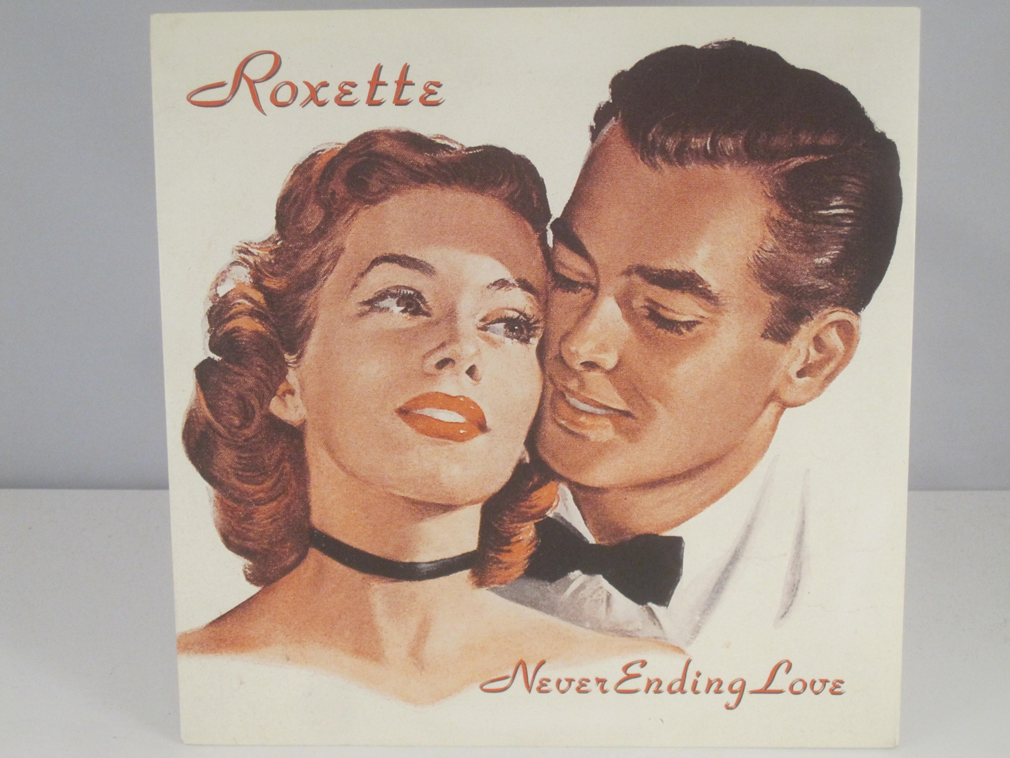 ROXETTE : Never ending love / (same) love-mix
