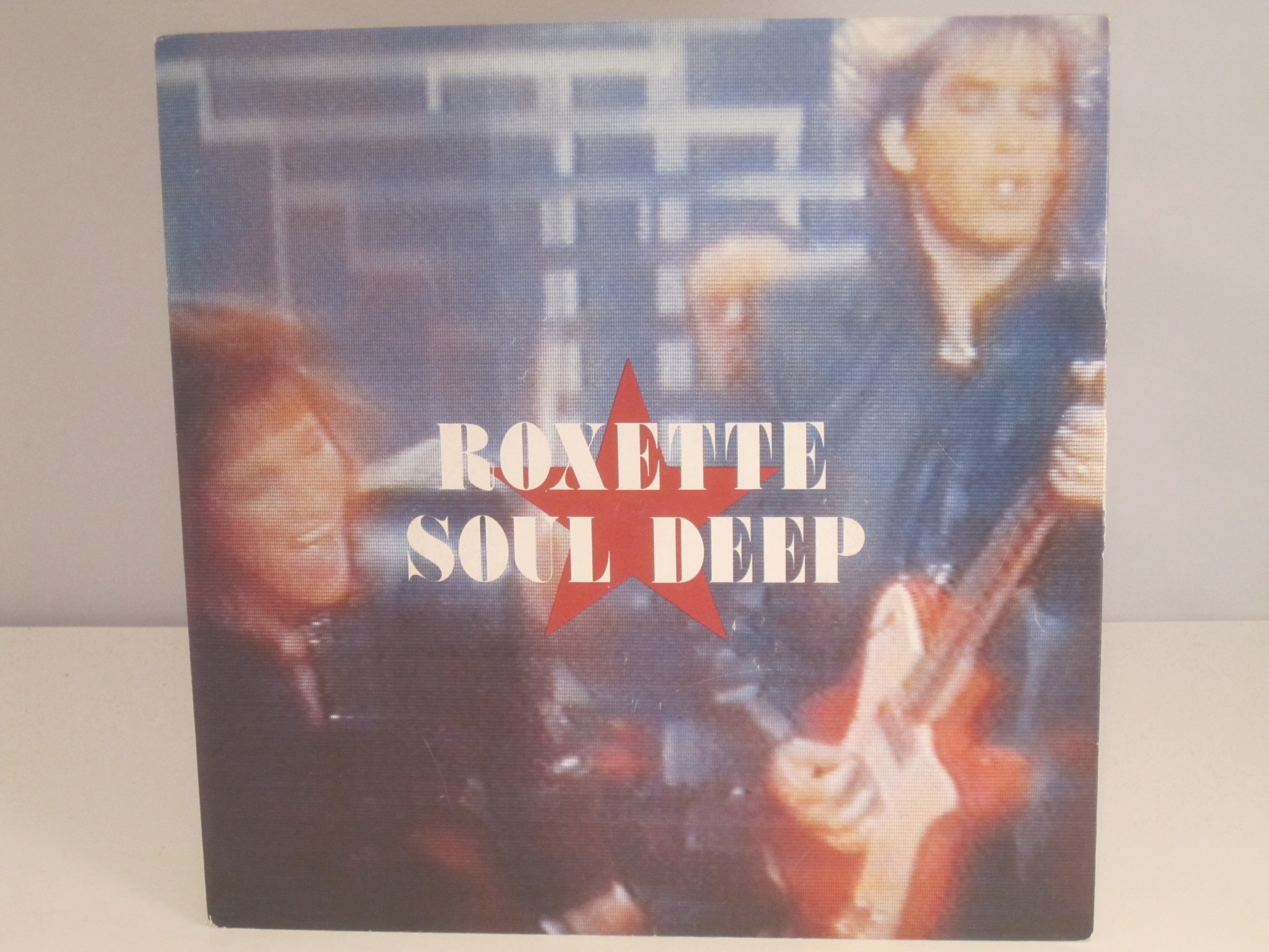 ROXETTE : Soul deep / Pearls of passion