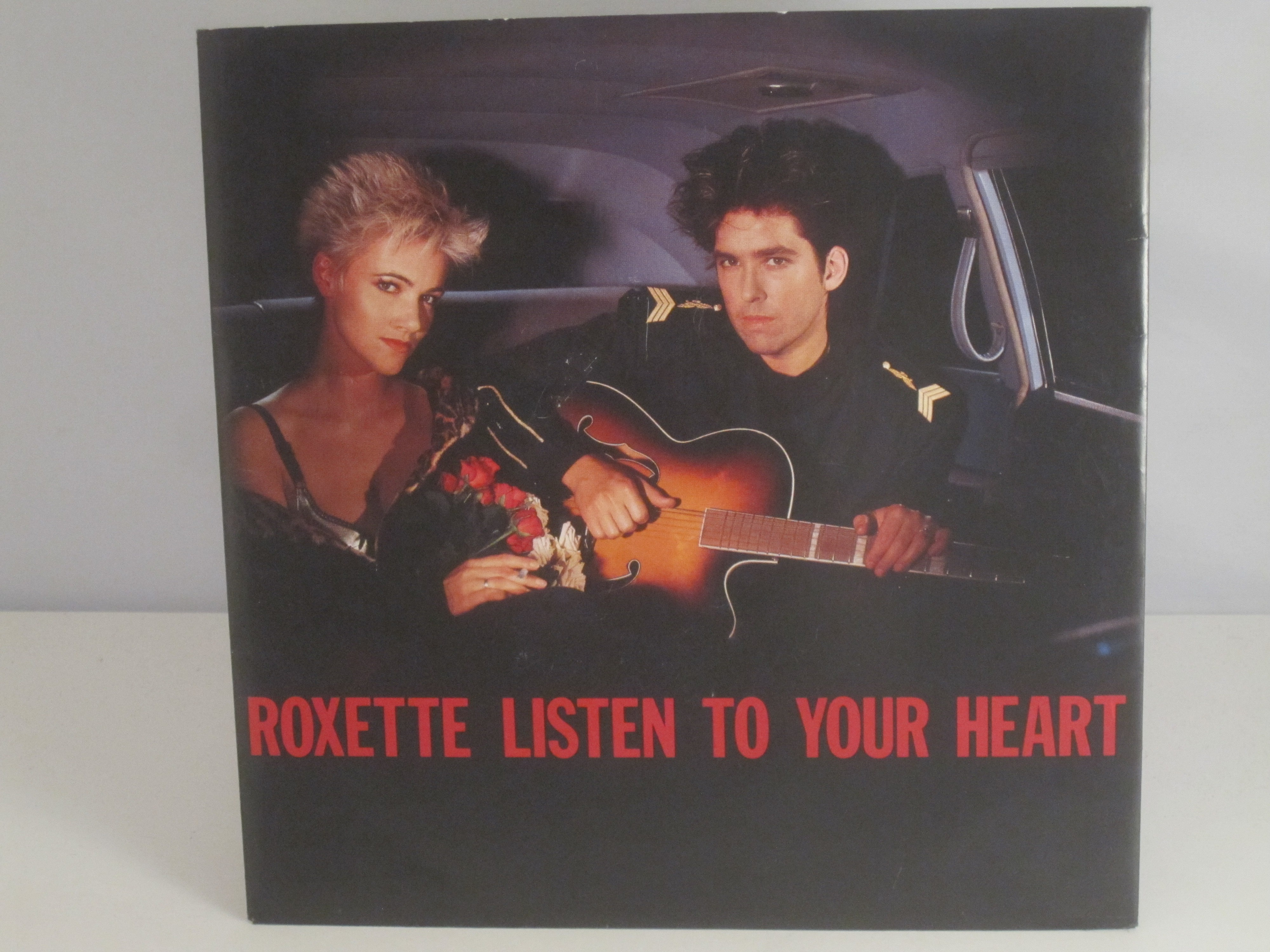 ROXETTE : Listen to your heart / (I could never) give you up