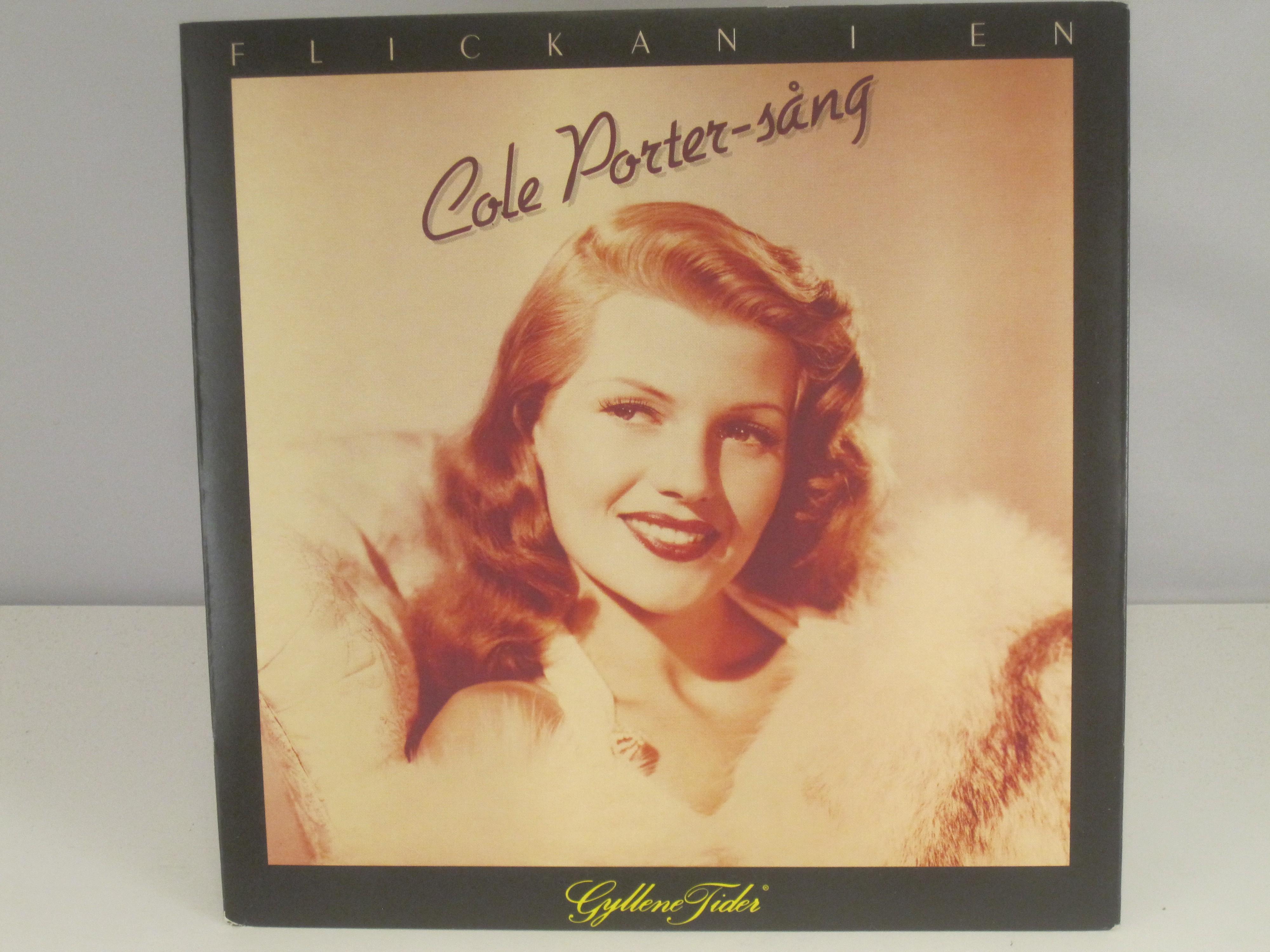 GYLLENE TIDER : Flickan i en Cole Porter-sång / I go to pieces