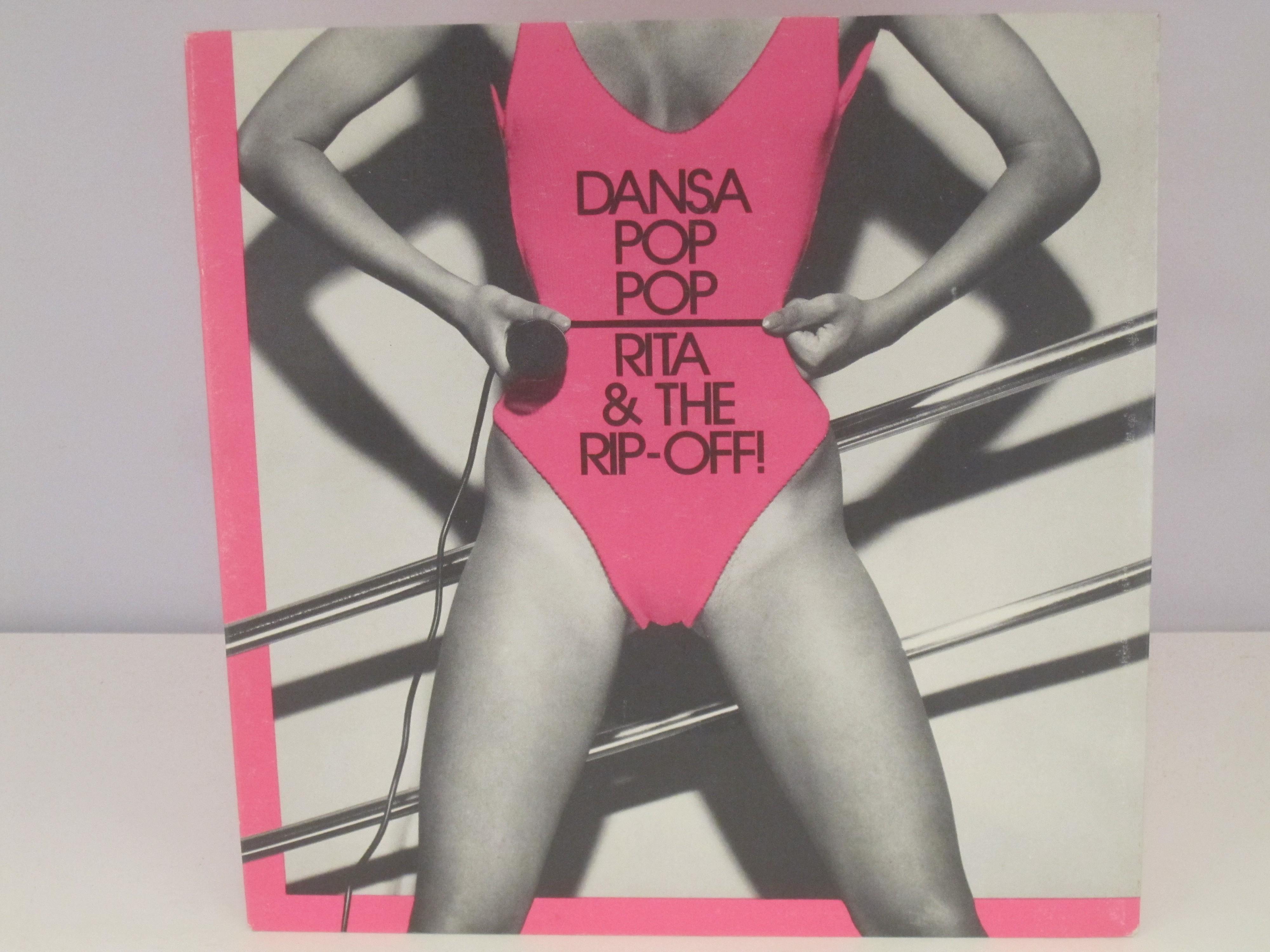 Per Gessle &) RITA & RIP-OFF : Dansa pop pop / - same