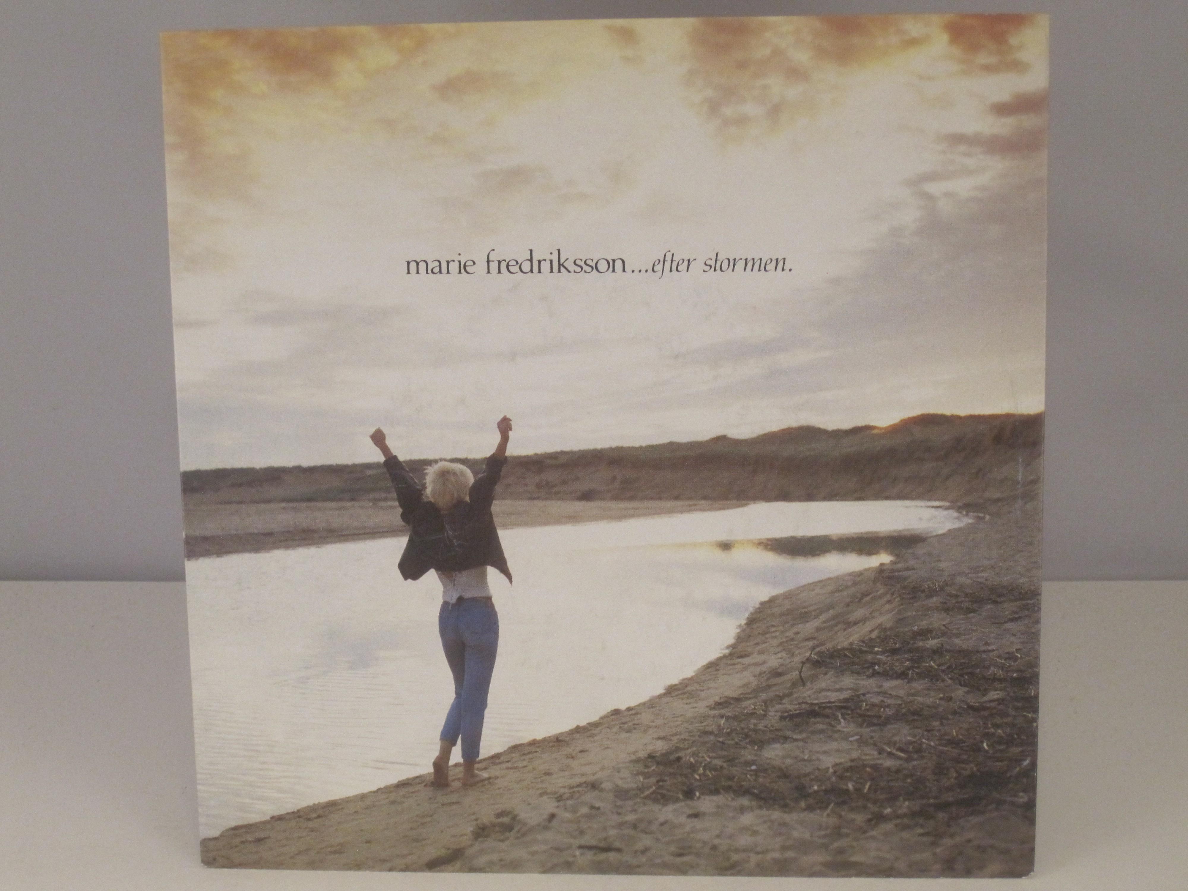 MARIE FREDRIKSSON : Efter stormen / Varmt och djupt