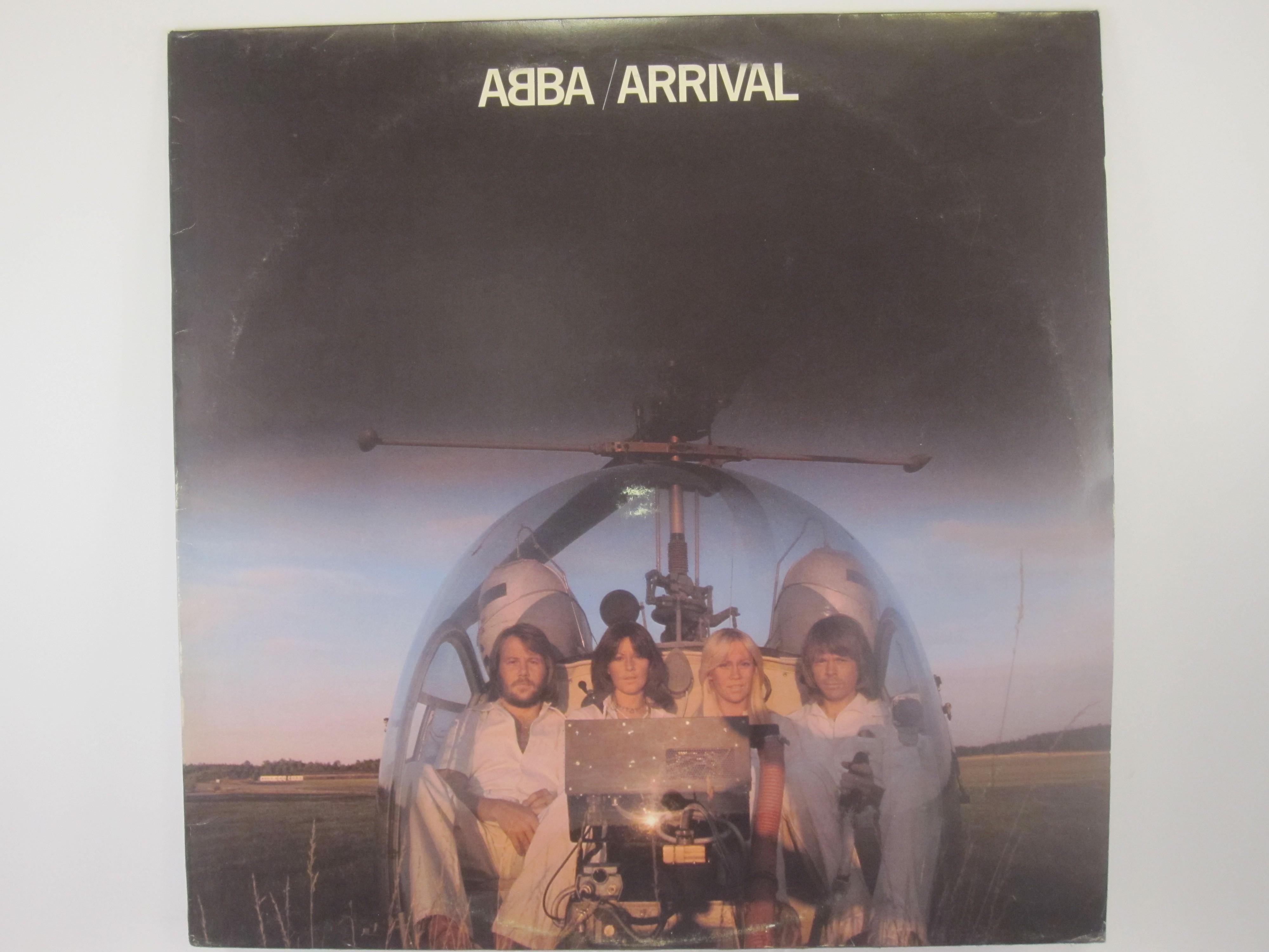 "ABBA : ""Arrival"""