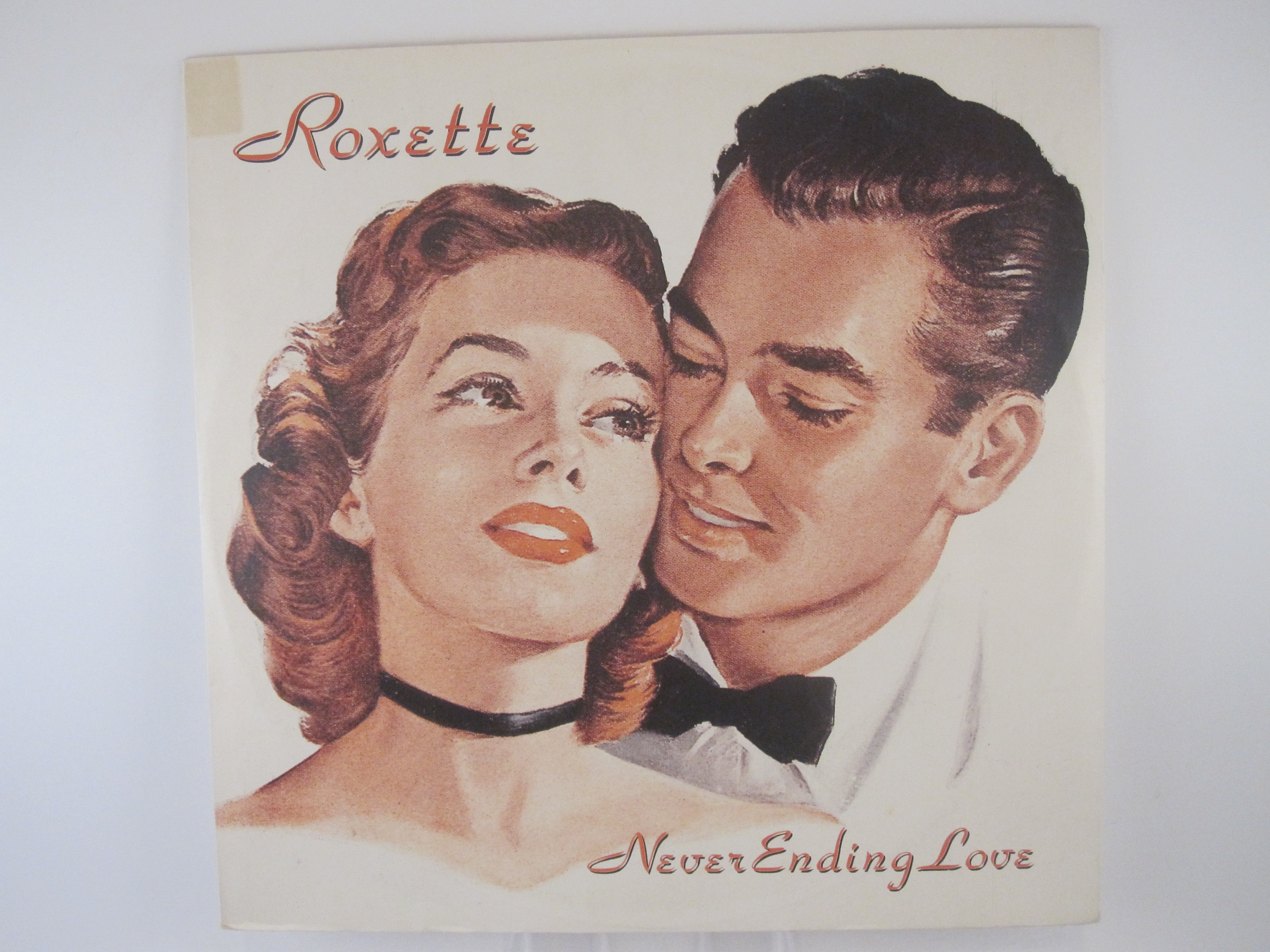ROXETTE : Never ending love / (same) love-mix