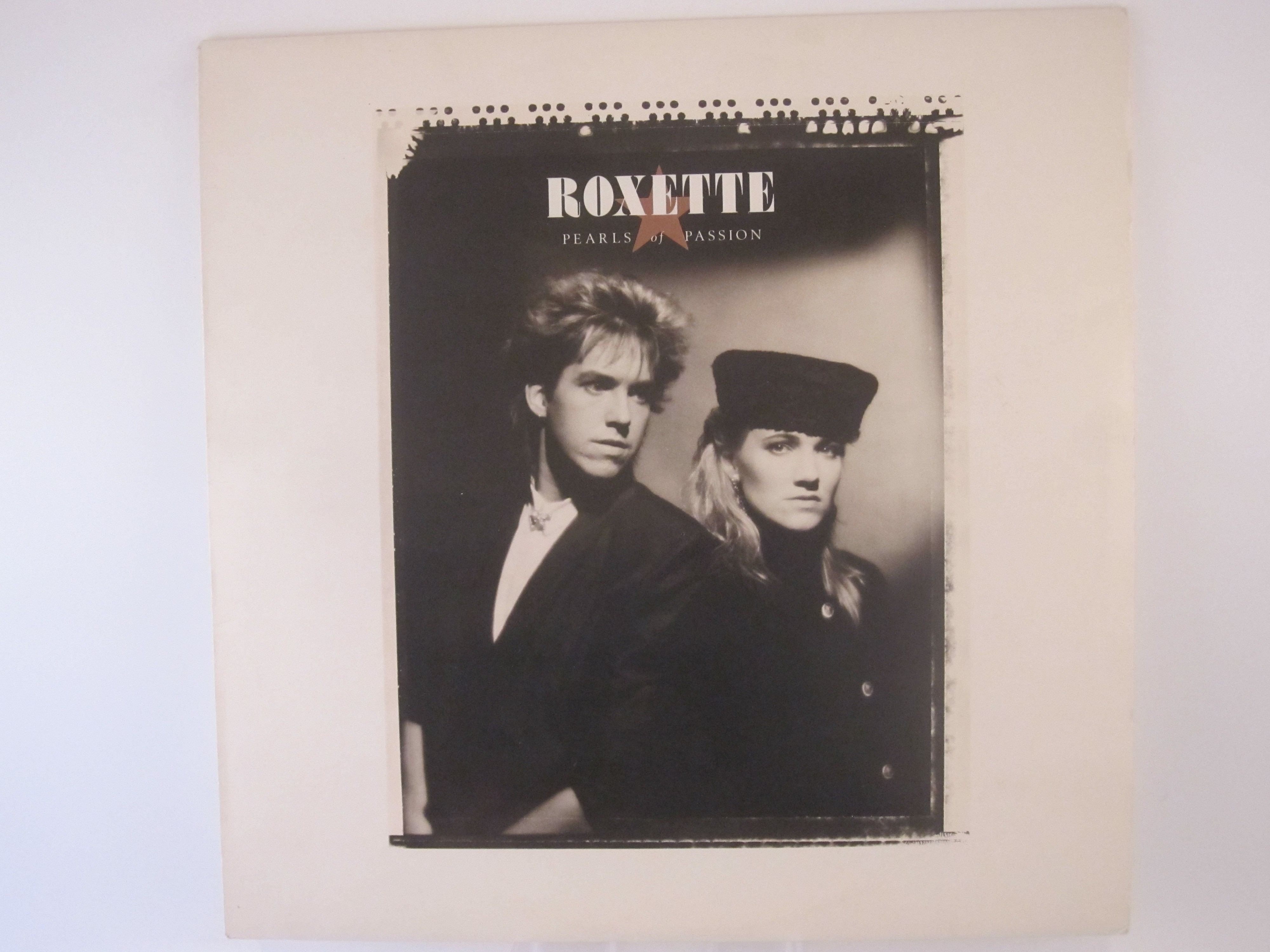 "ROXETTE : ""Pearls of passion"""