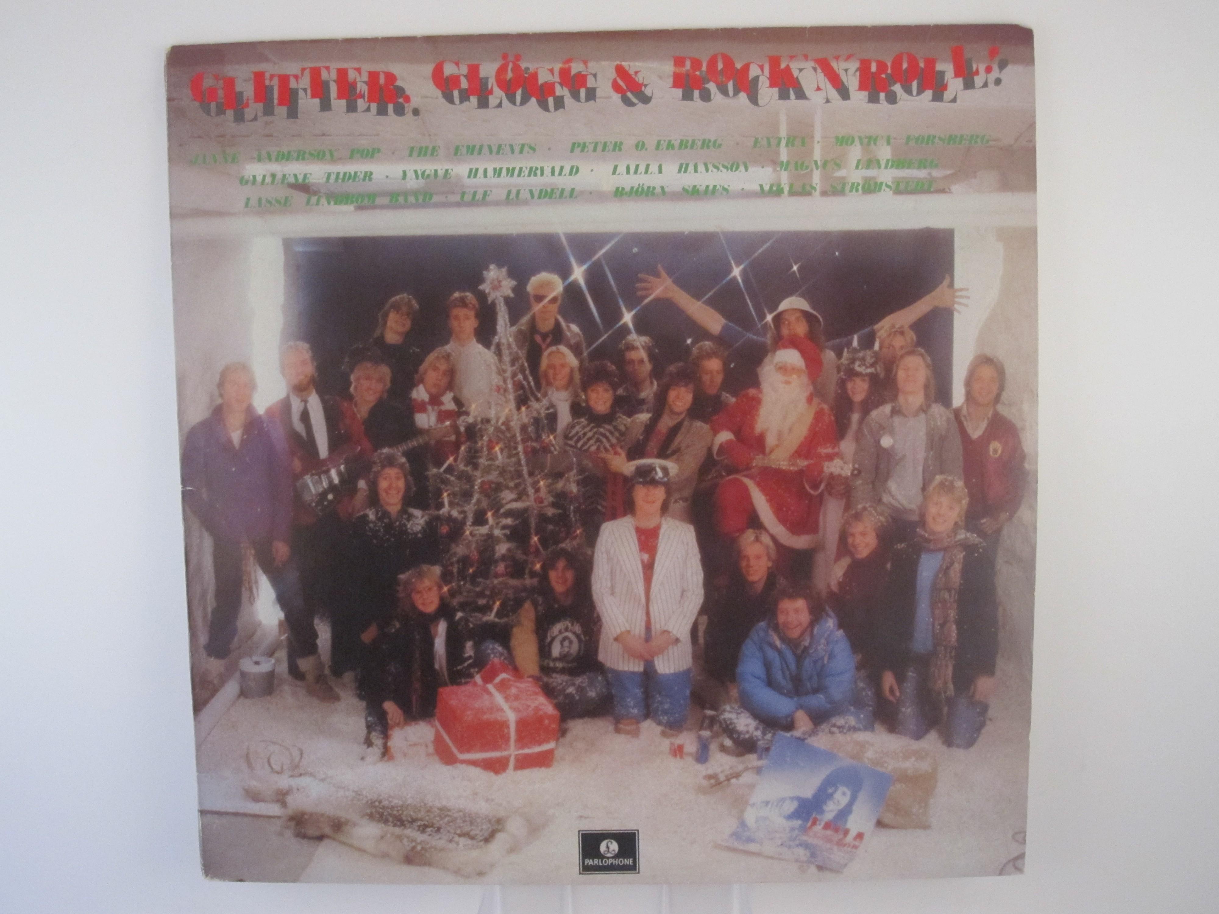 Glitter, Glögg & Rock 'n' Roll : VARIOUS ARTISTS