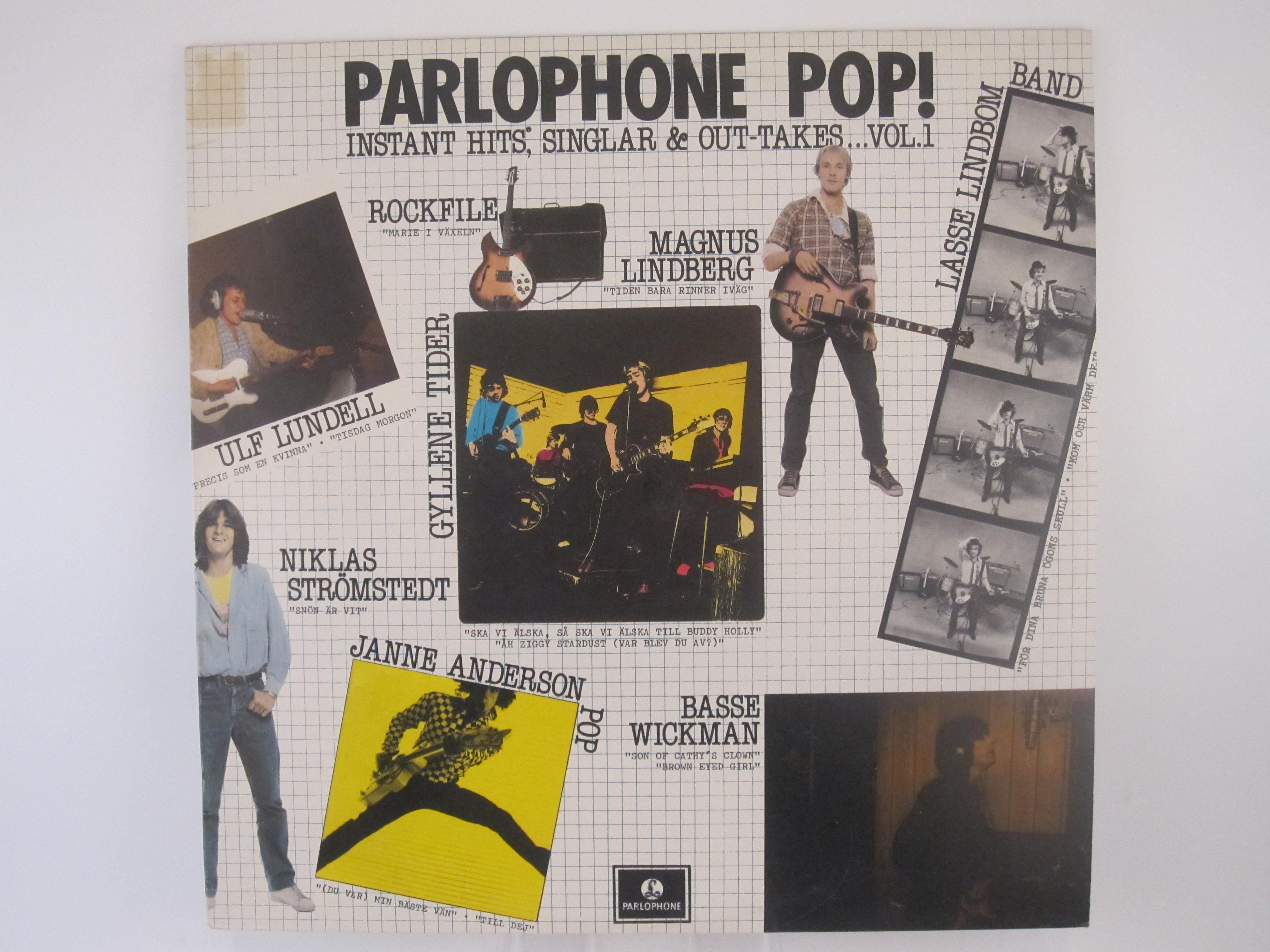 Parlophone Pop : VARIOUS ARTISTS