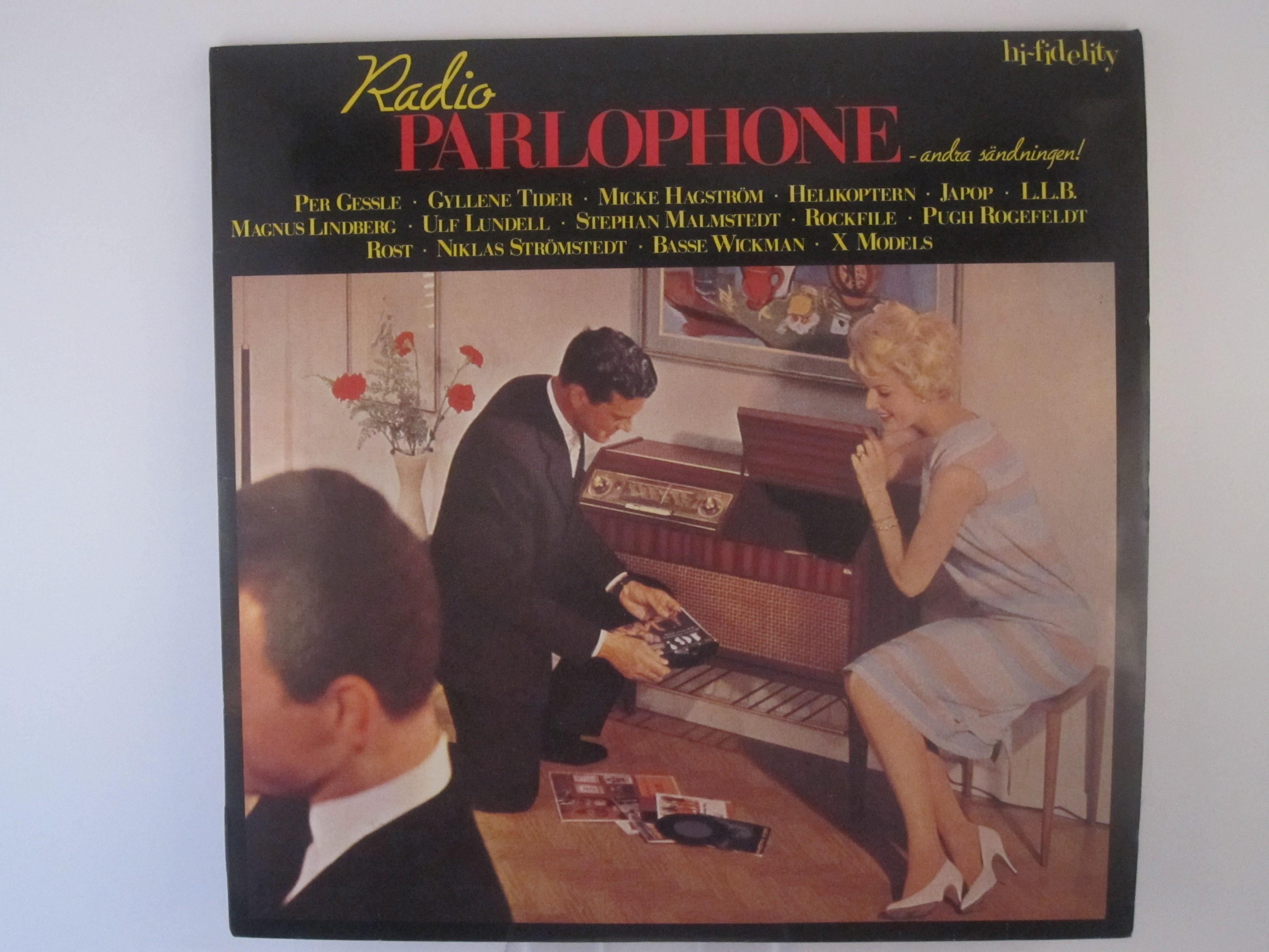 Radio Parlophone - Andra Sändningen : VARIOUS ARTISTS
