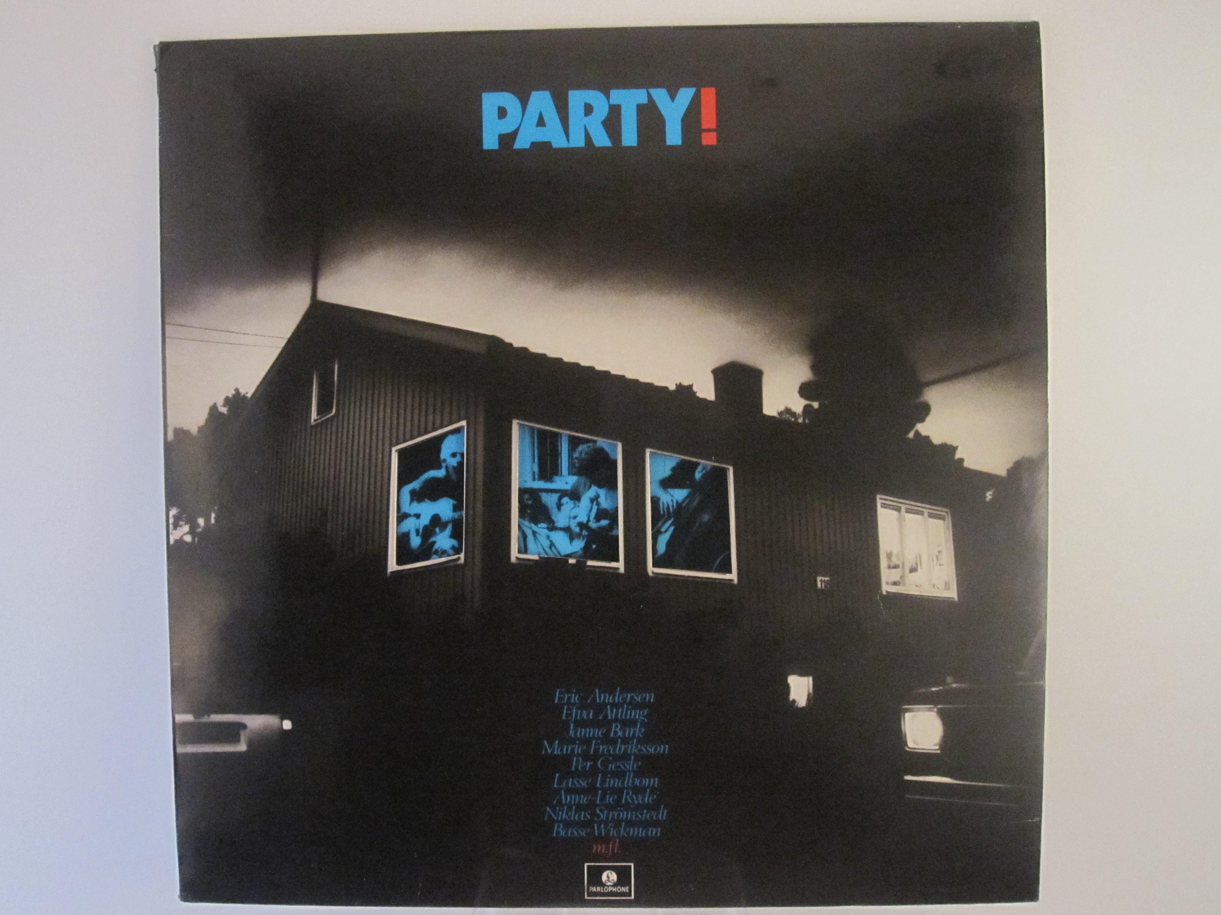"PER GESSLE & MARIE FREDRIKSSON  etc. : ""Party"""