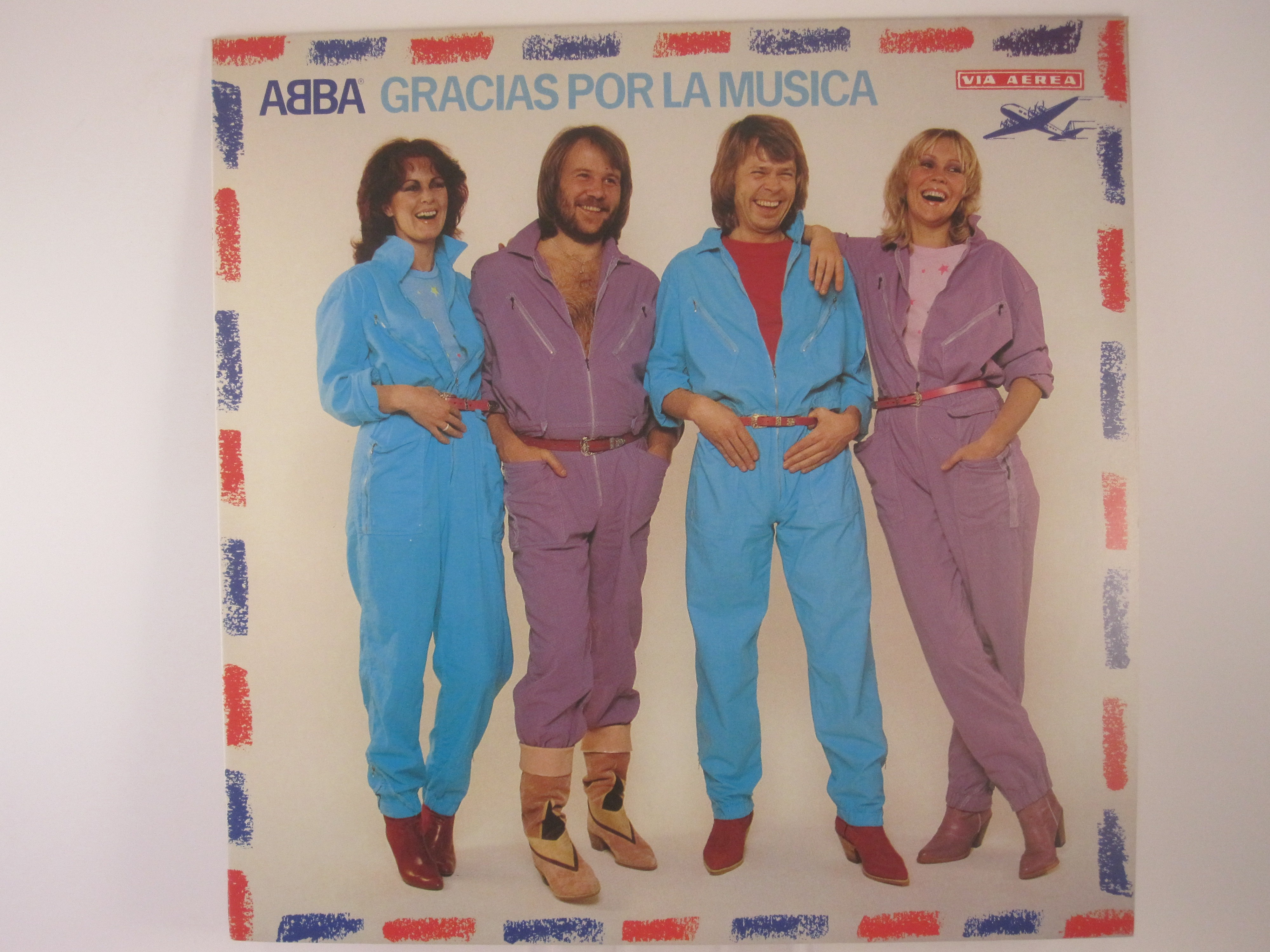 "ABBA : ""Gracias por la musica"""