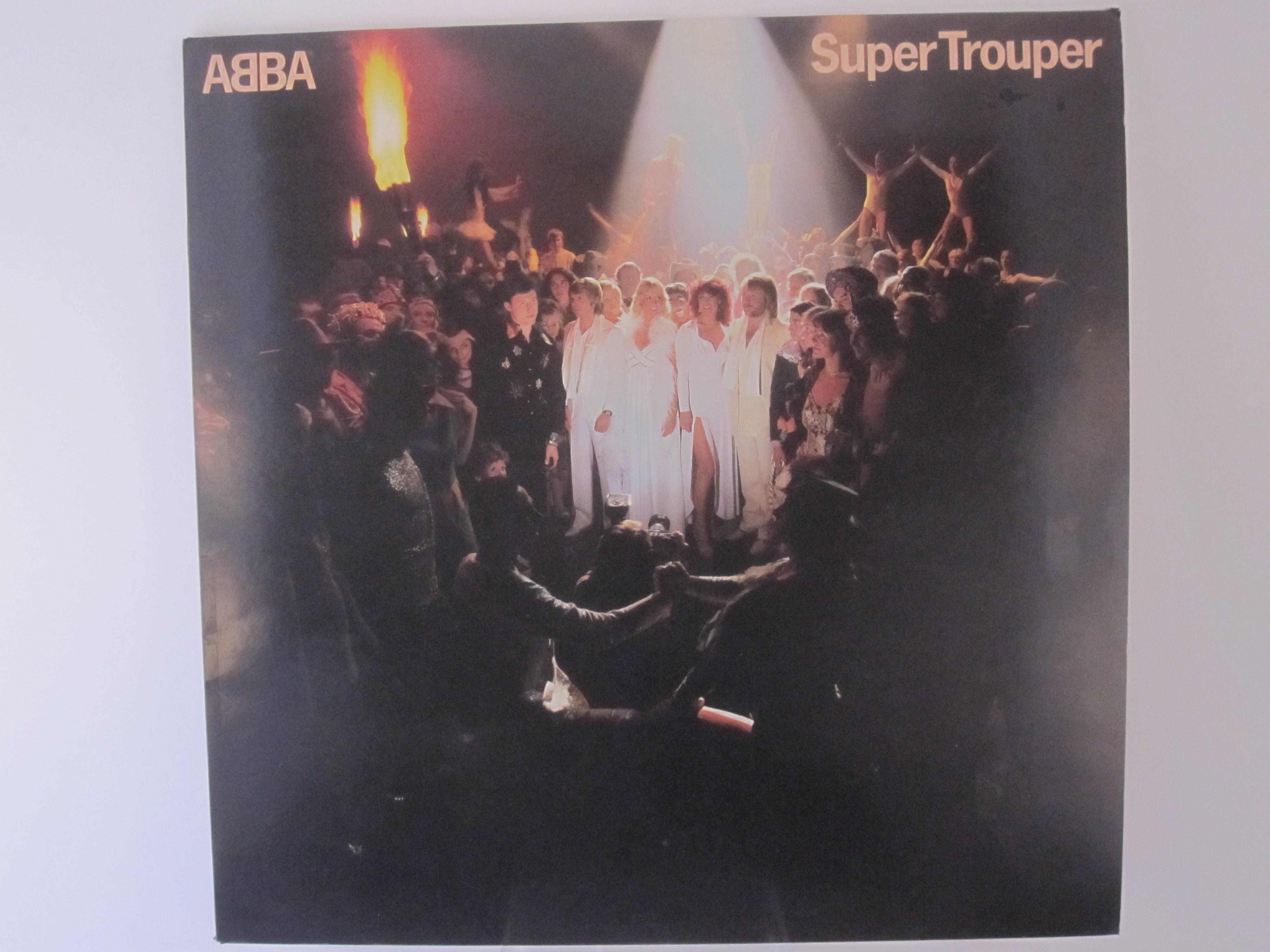 """ABBA : """"Super trouper"""""""