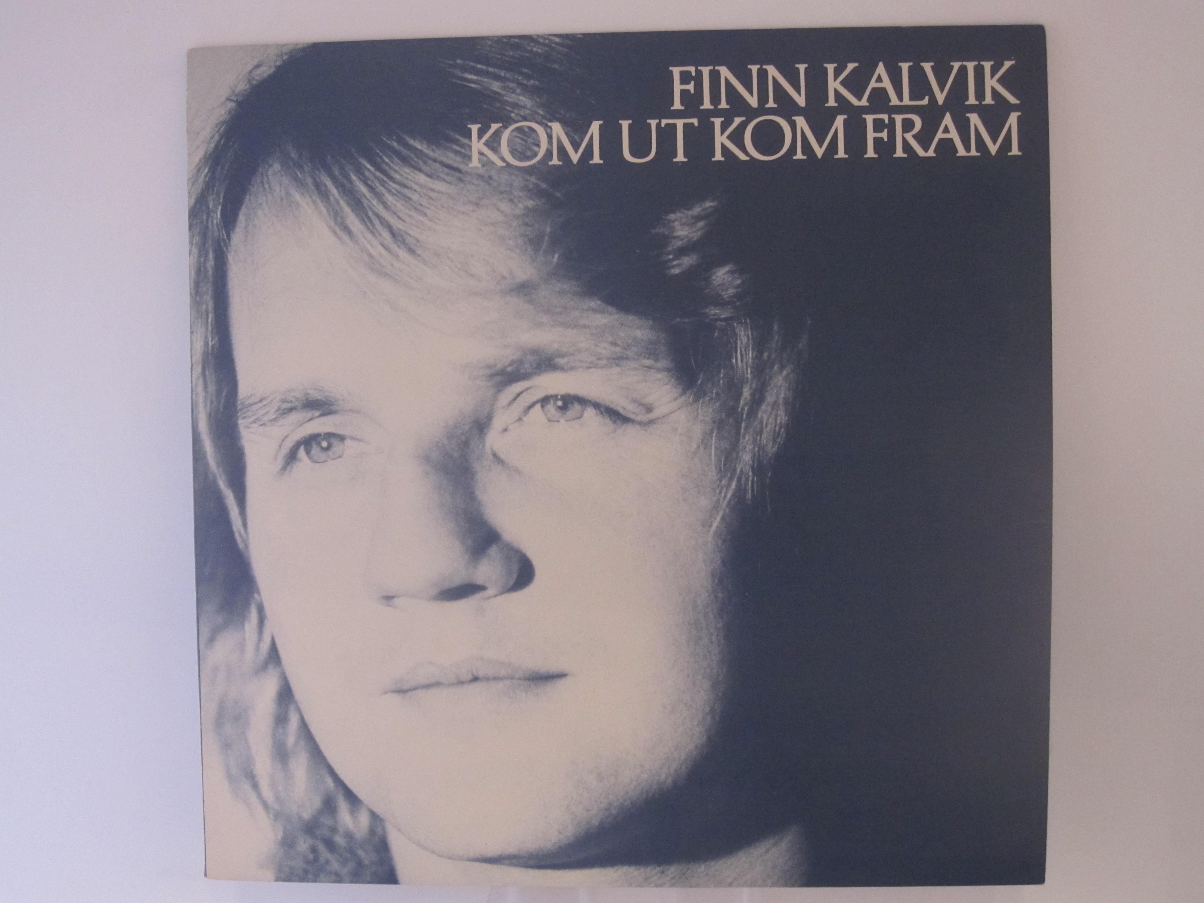 """FINN KALVIK (& ABBA) : """"Kom ut kom fram"""""""