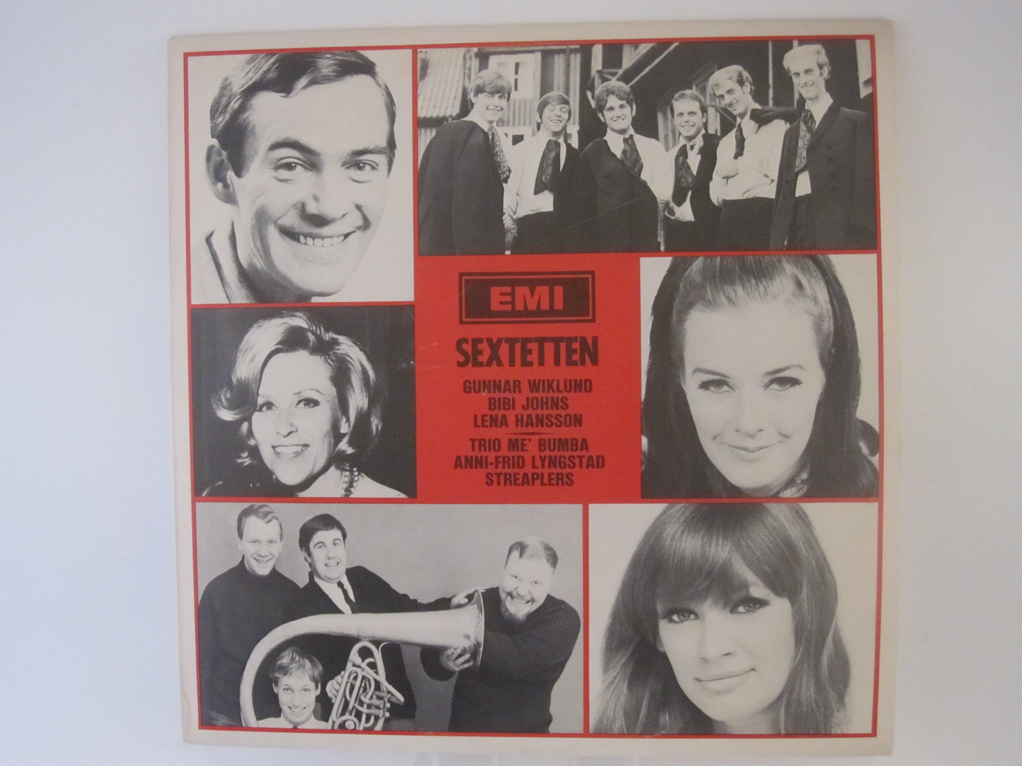 EMI-Sextetten : ANNI-FRID LYNGSTAD + 5 other artists