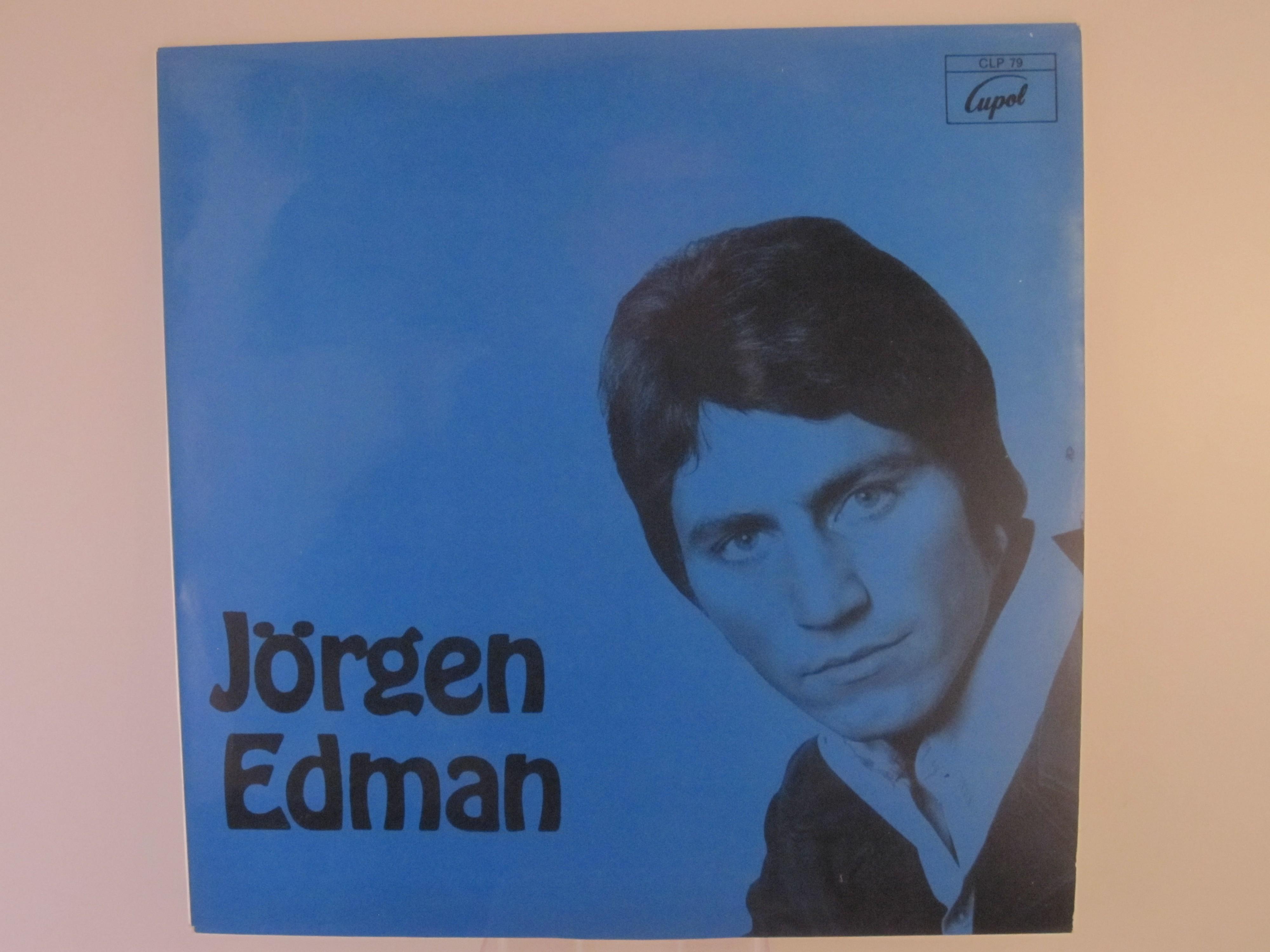 """AGNETHA FÄLTSKOG &) JÖRGEN EDMAN : """"Jörgen Edman"""""""