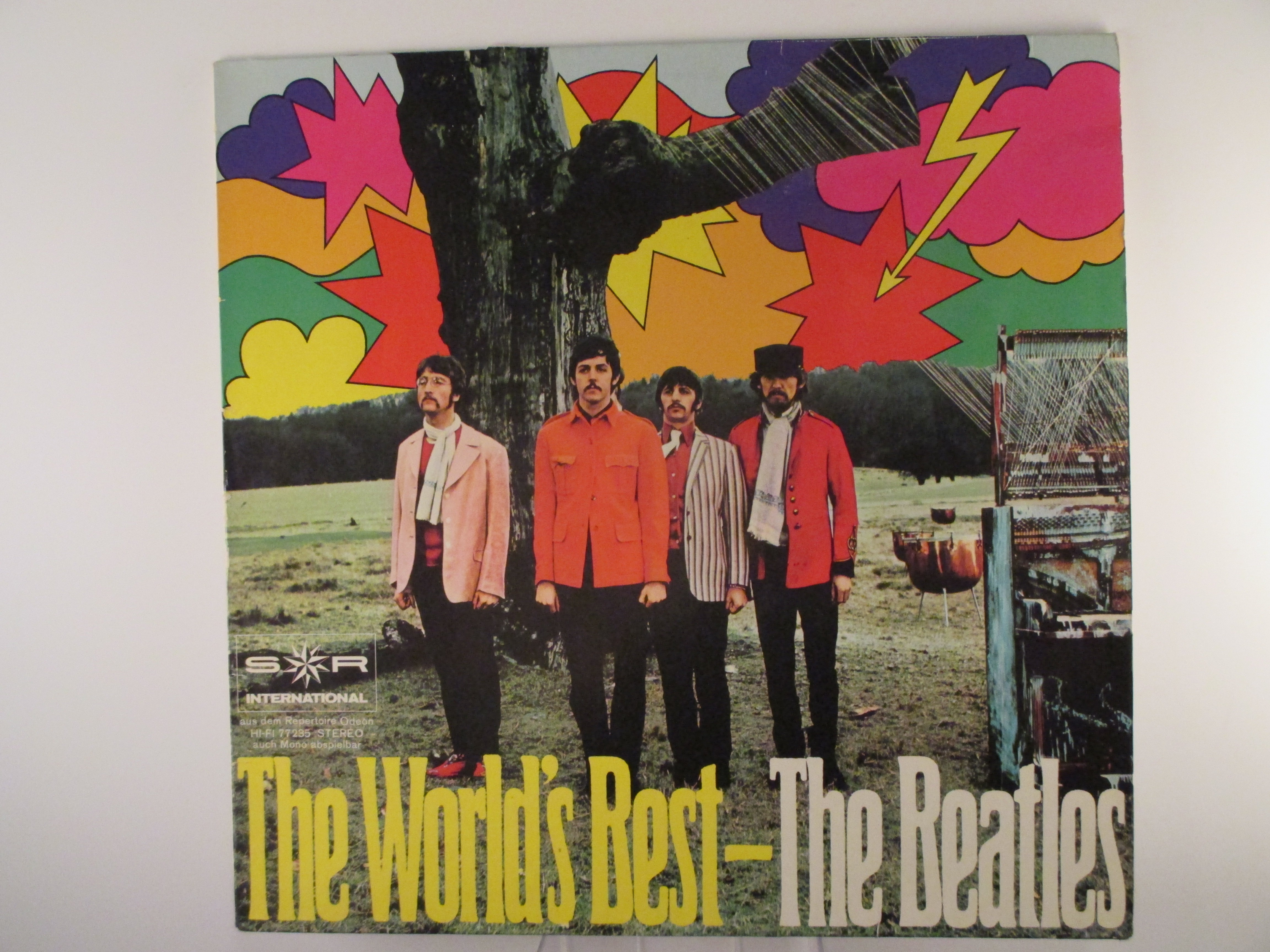 """BEATLES The  : """"The World's Best"""""""