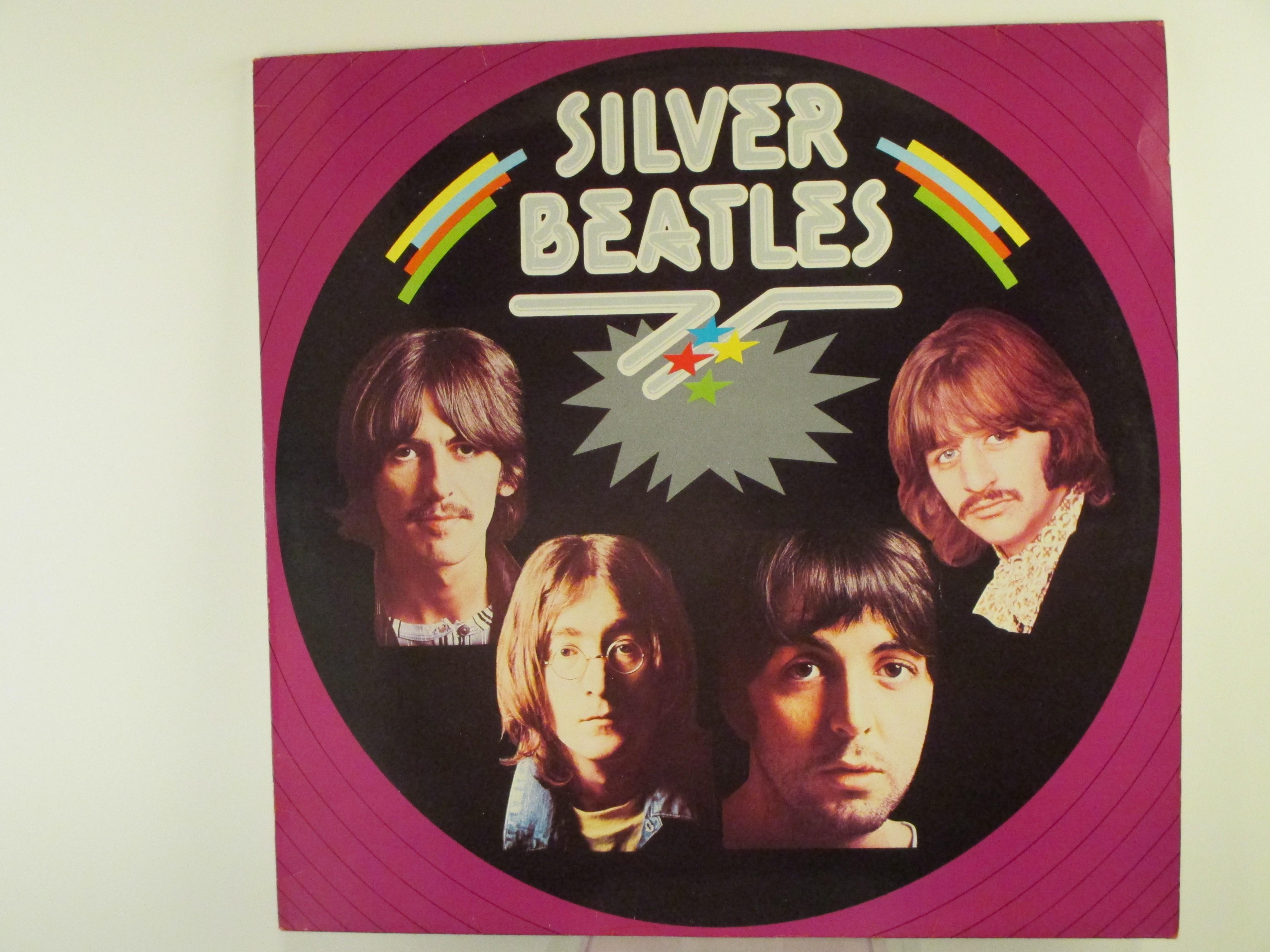"BEATLES The  : ""Silver Beatles"""