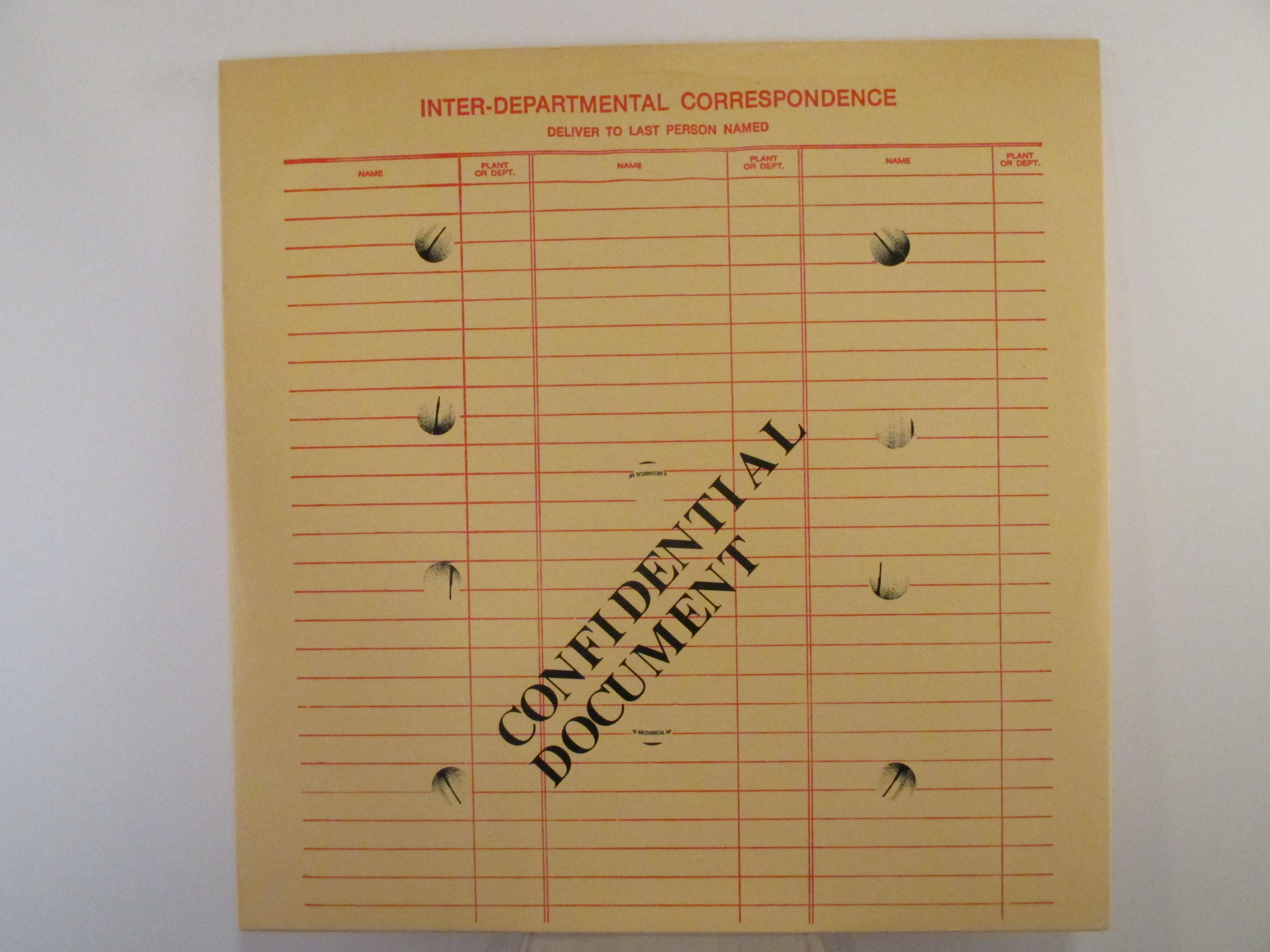 "BEATLES  The   : ""Confidential document"""