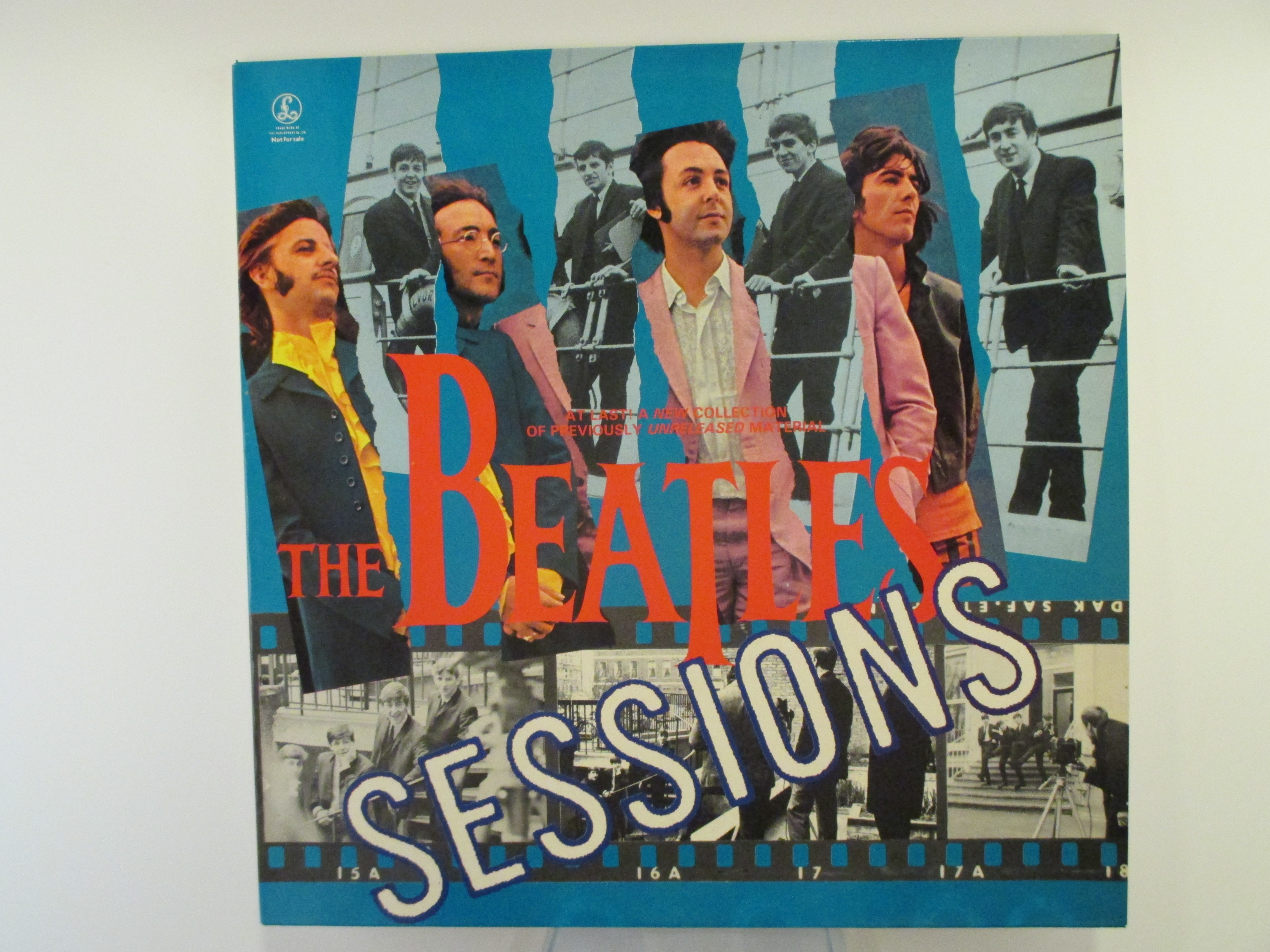 "BEATLES   The    : ""Sessions"""