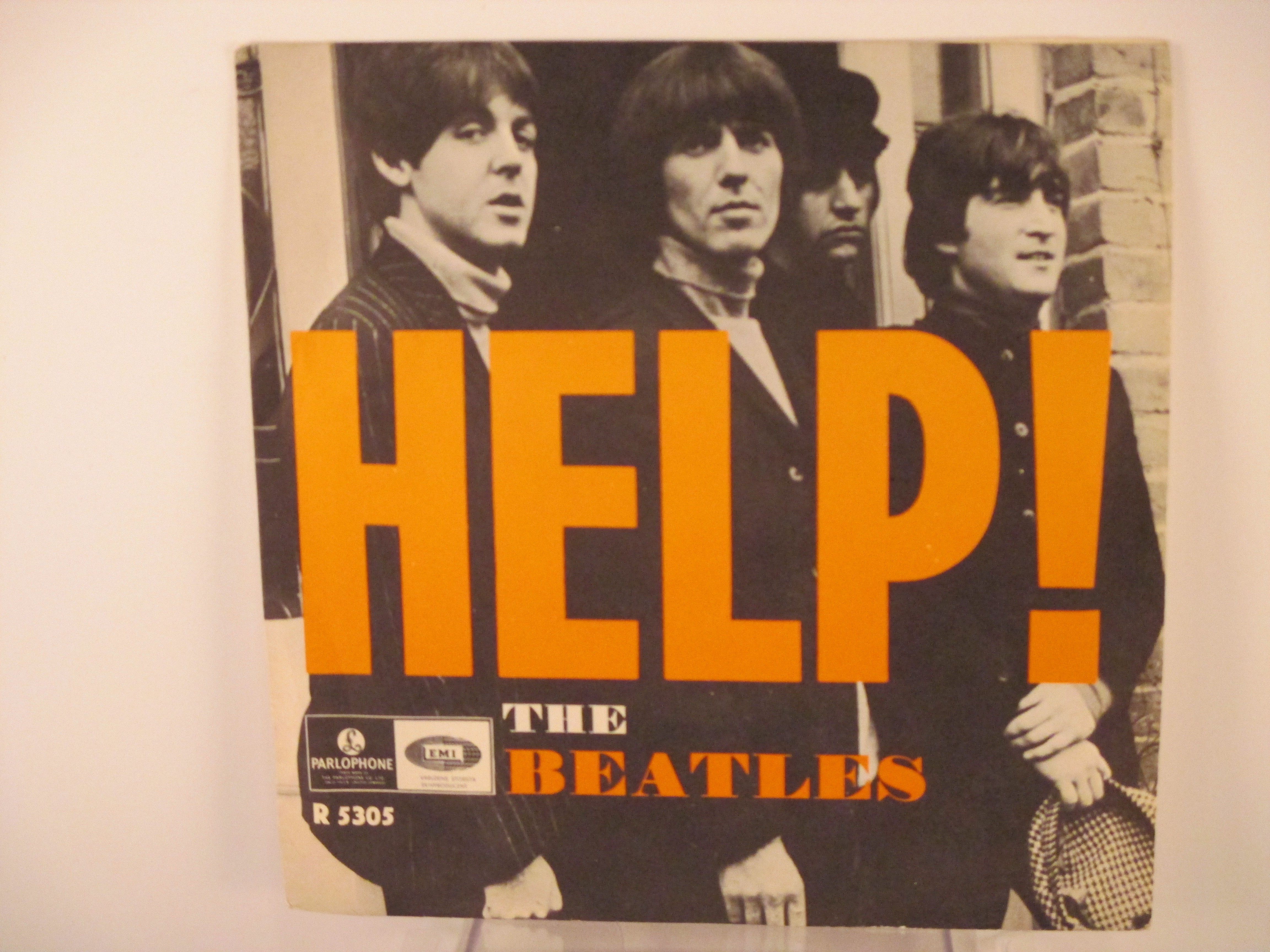 BEATLES   The  : Help! / I'm down