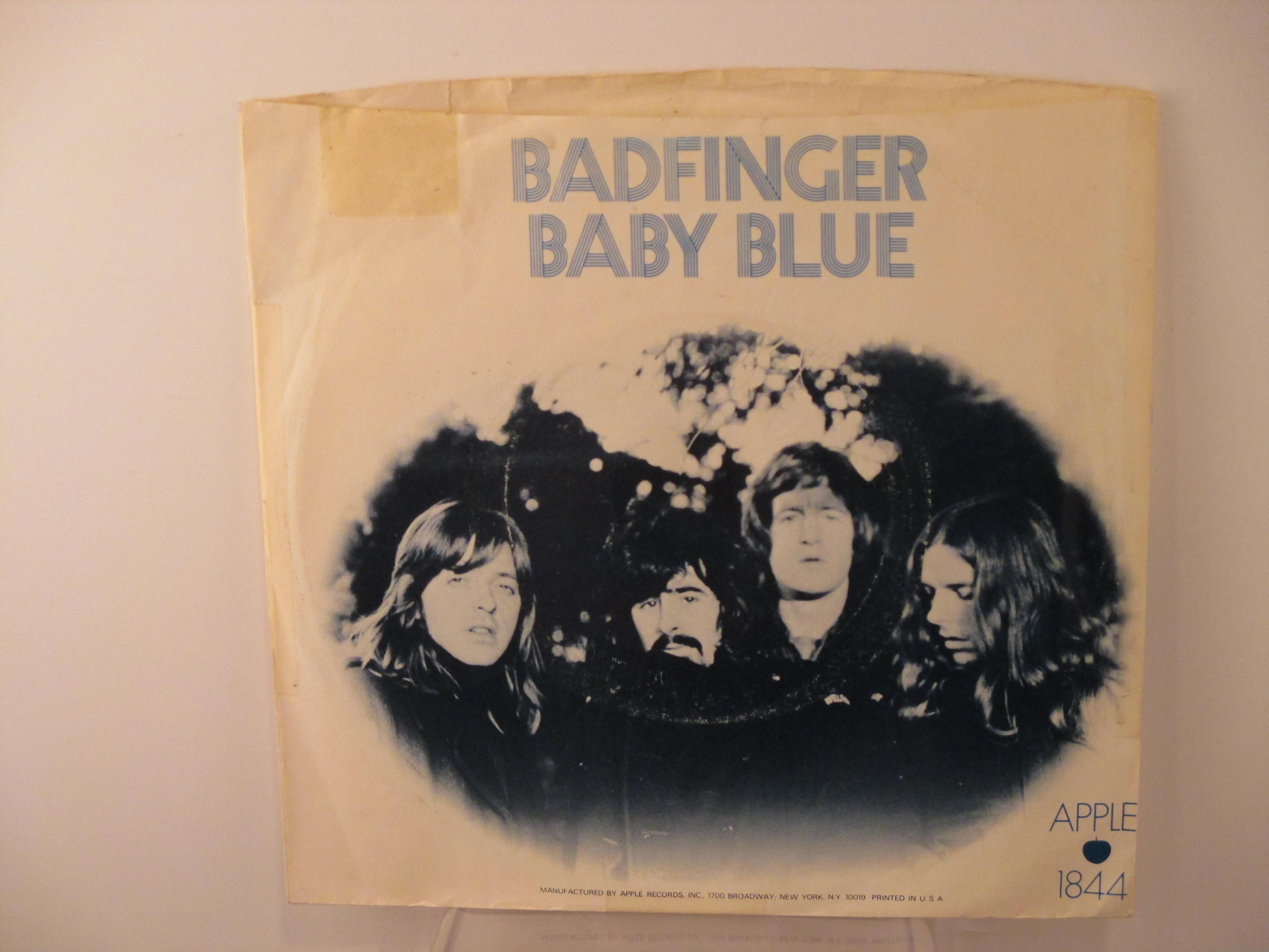BADFINGER : Baby blue / Flying