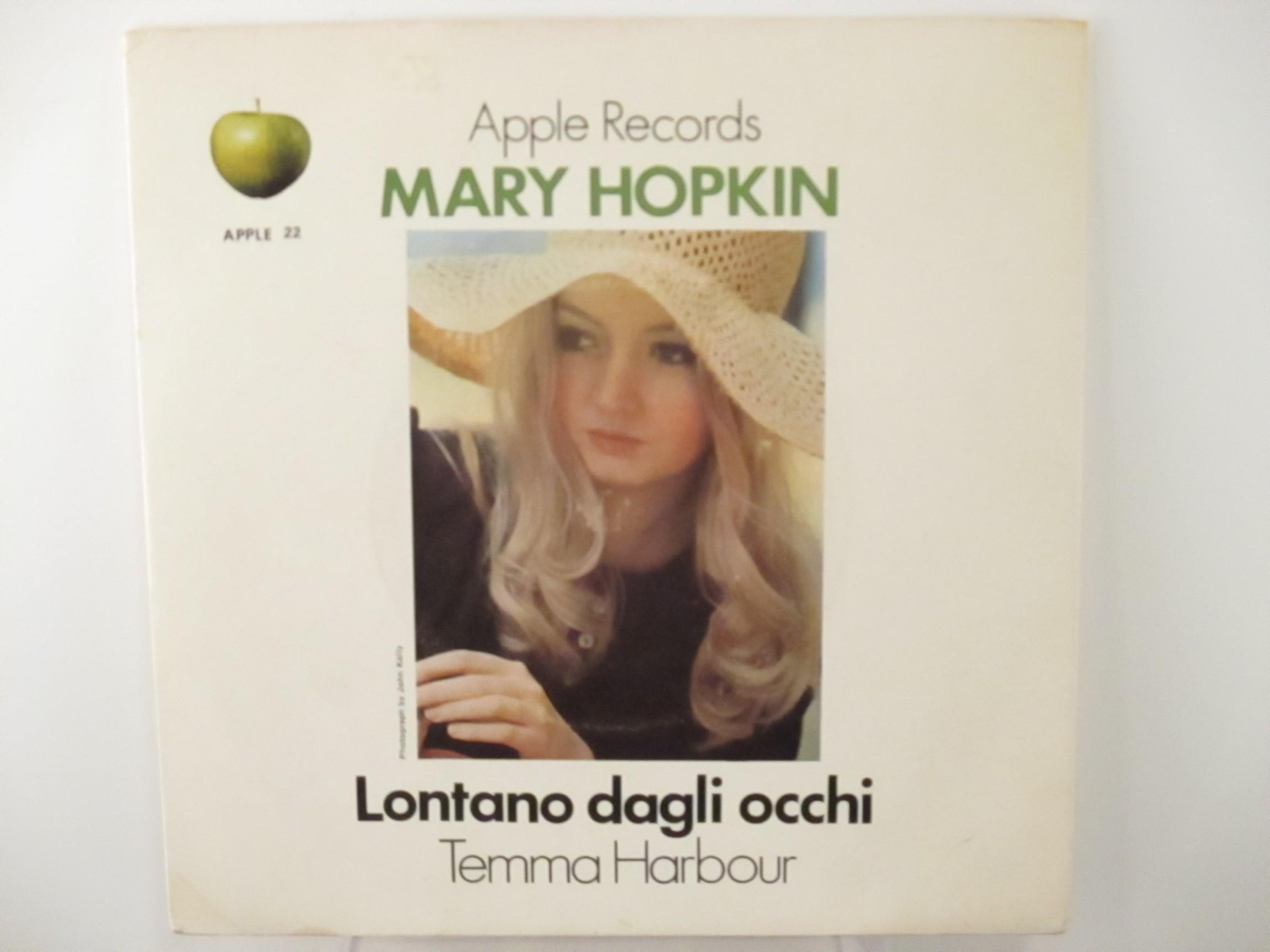 MARY HOPKIN : Temma harbour / Lontano dagli occhi