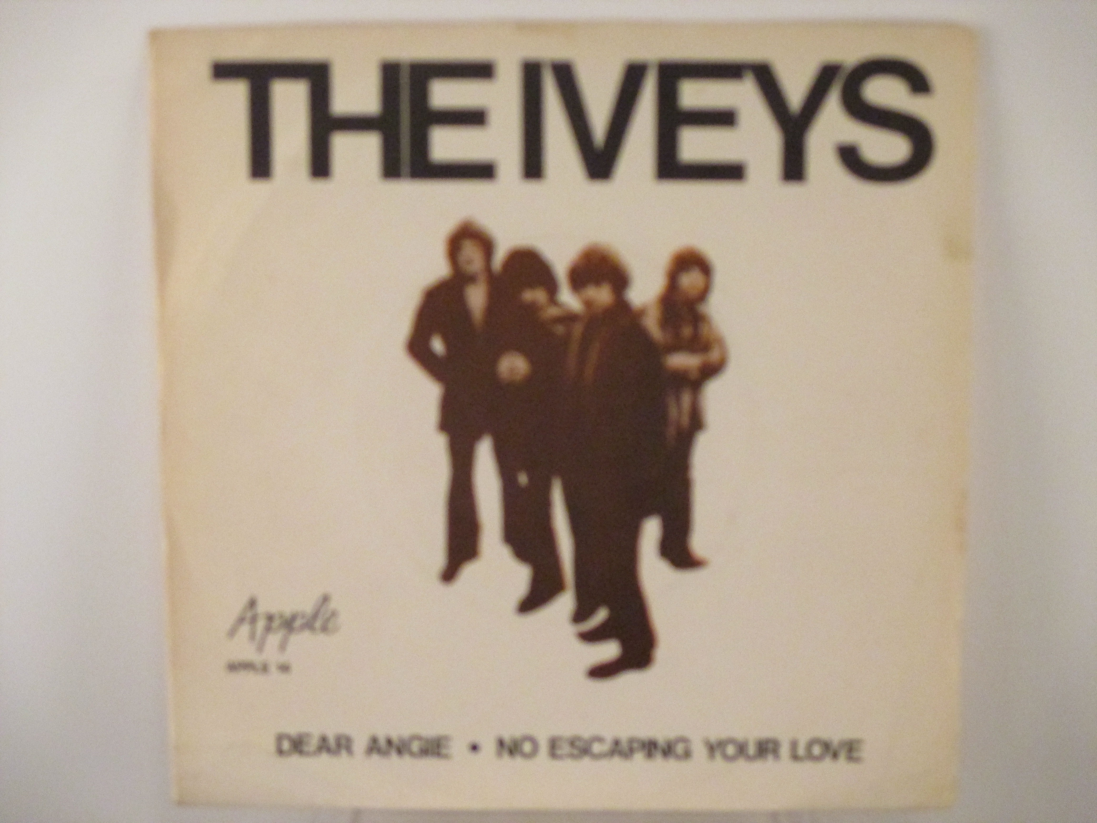 IVEYS : Dear Angie / No escaping your love