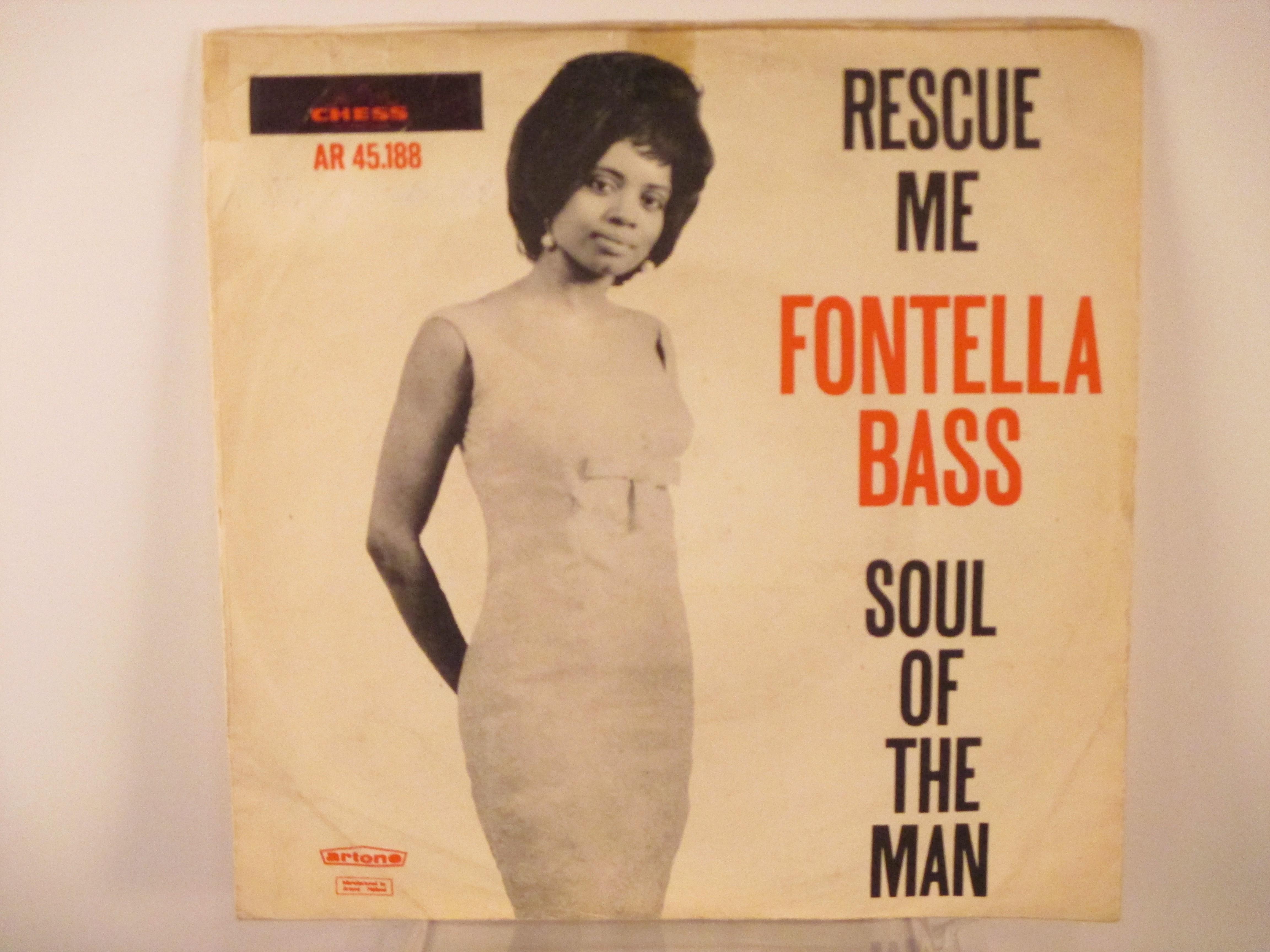 fontella bass   rescue me    soul of the man