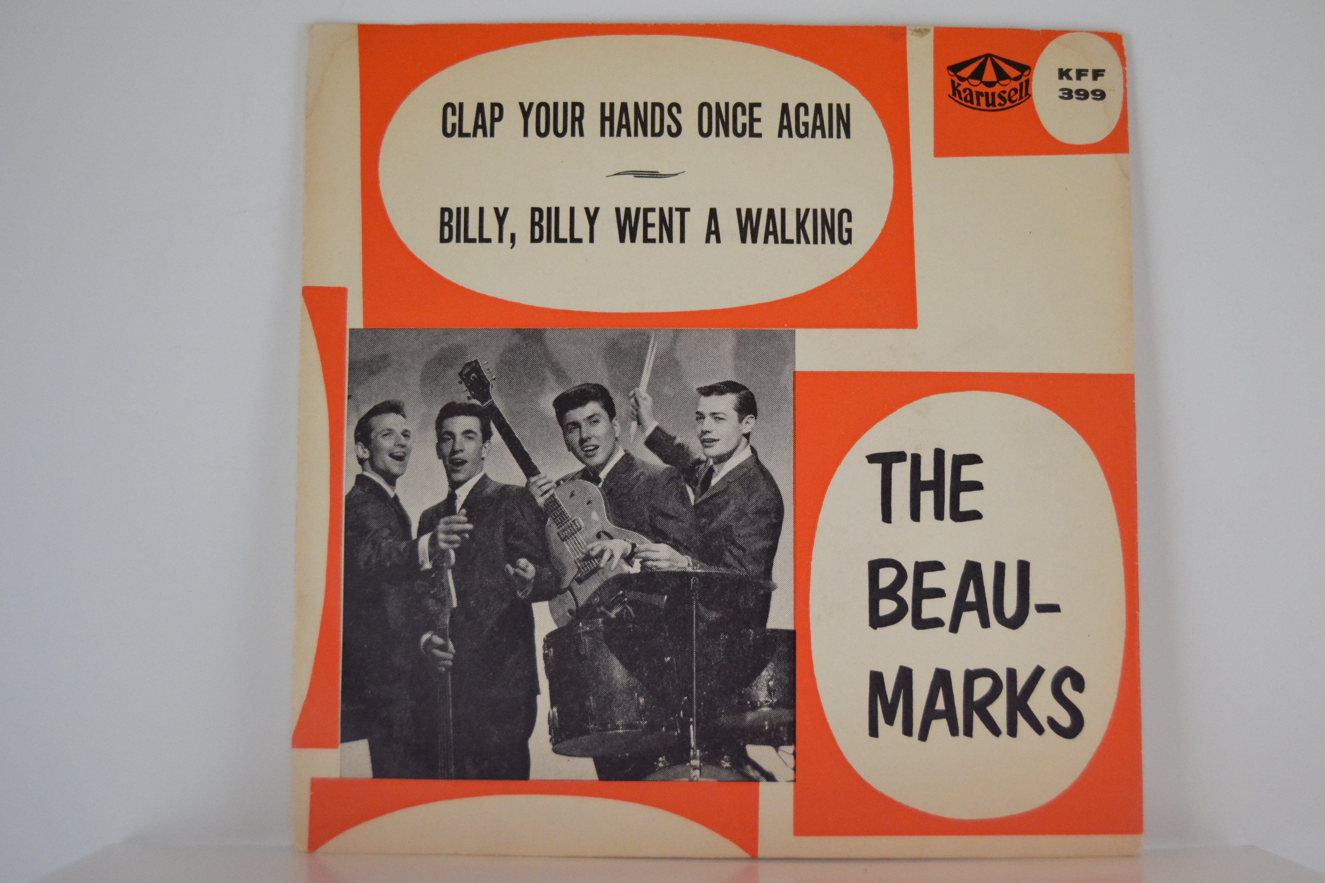 BEAUMARKS : Clap your hands once again / Billy, Billy went a walking