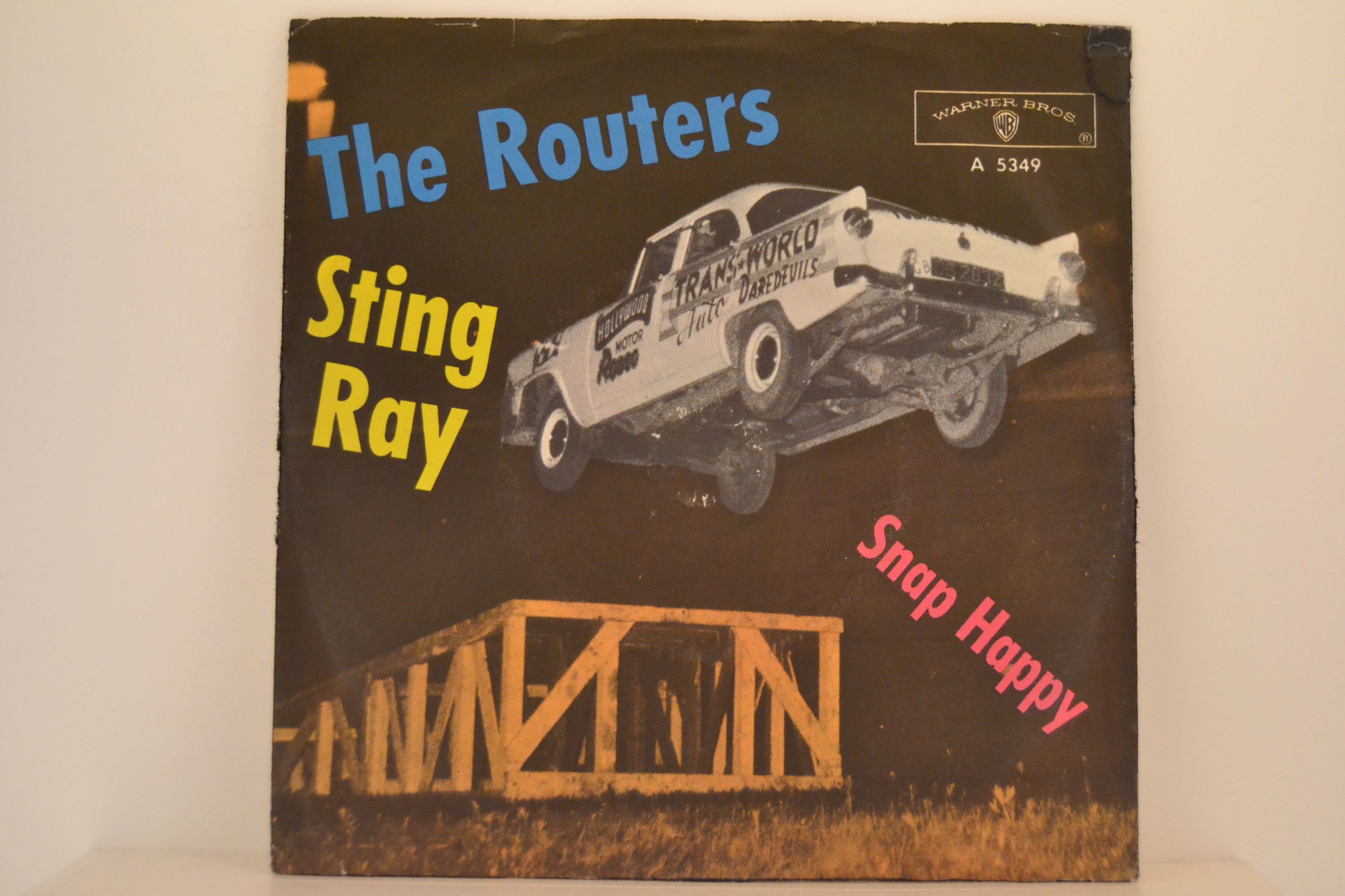 ROUTERS : Sting Ray / Snap happy