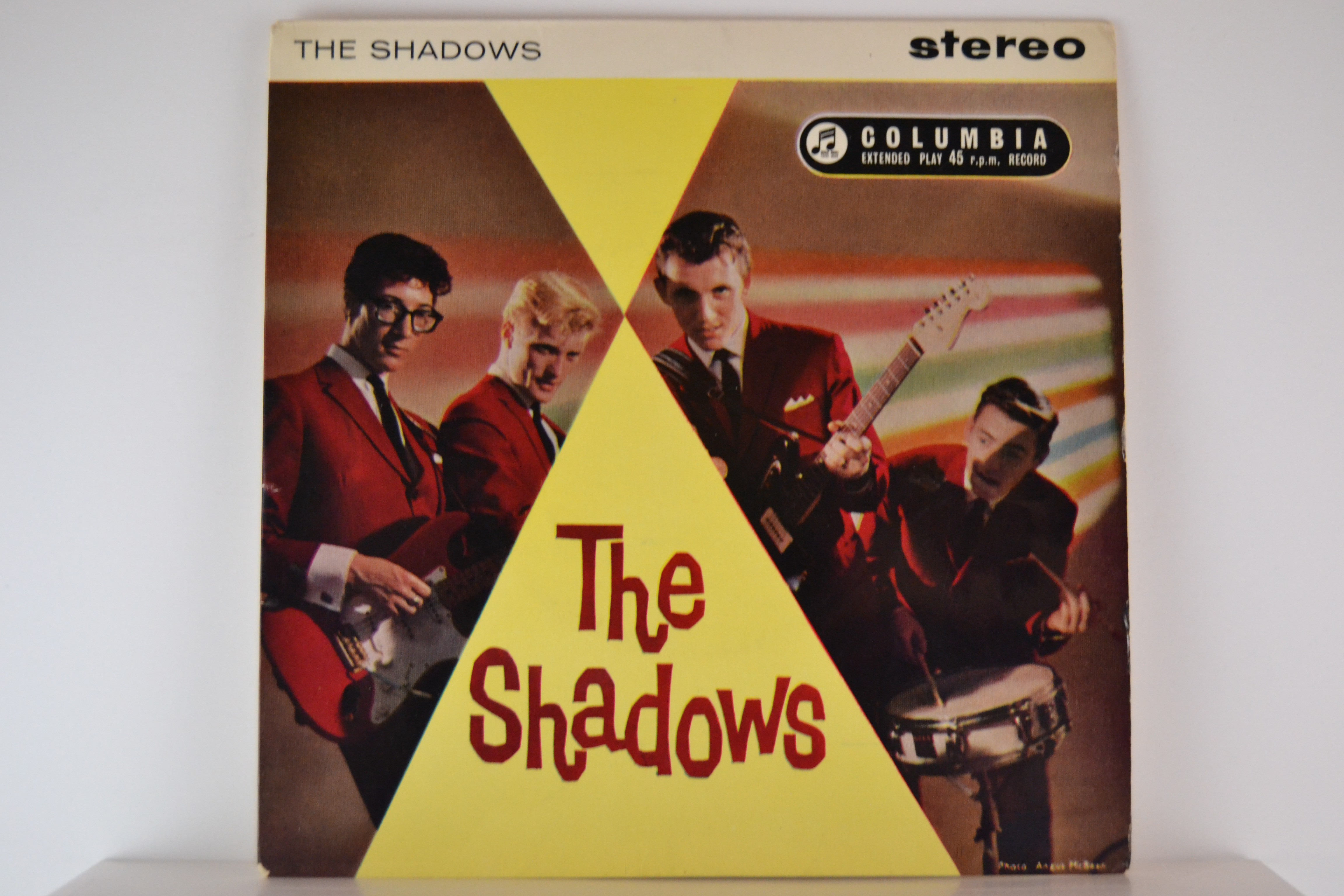 SHADOWS The : (EP) Mustang / Theme from Shane / Shotgun / Theme from Giant