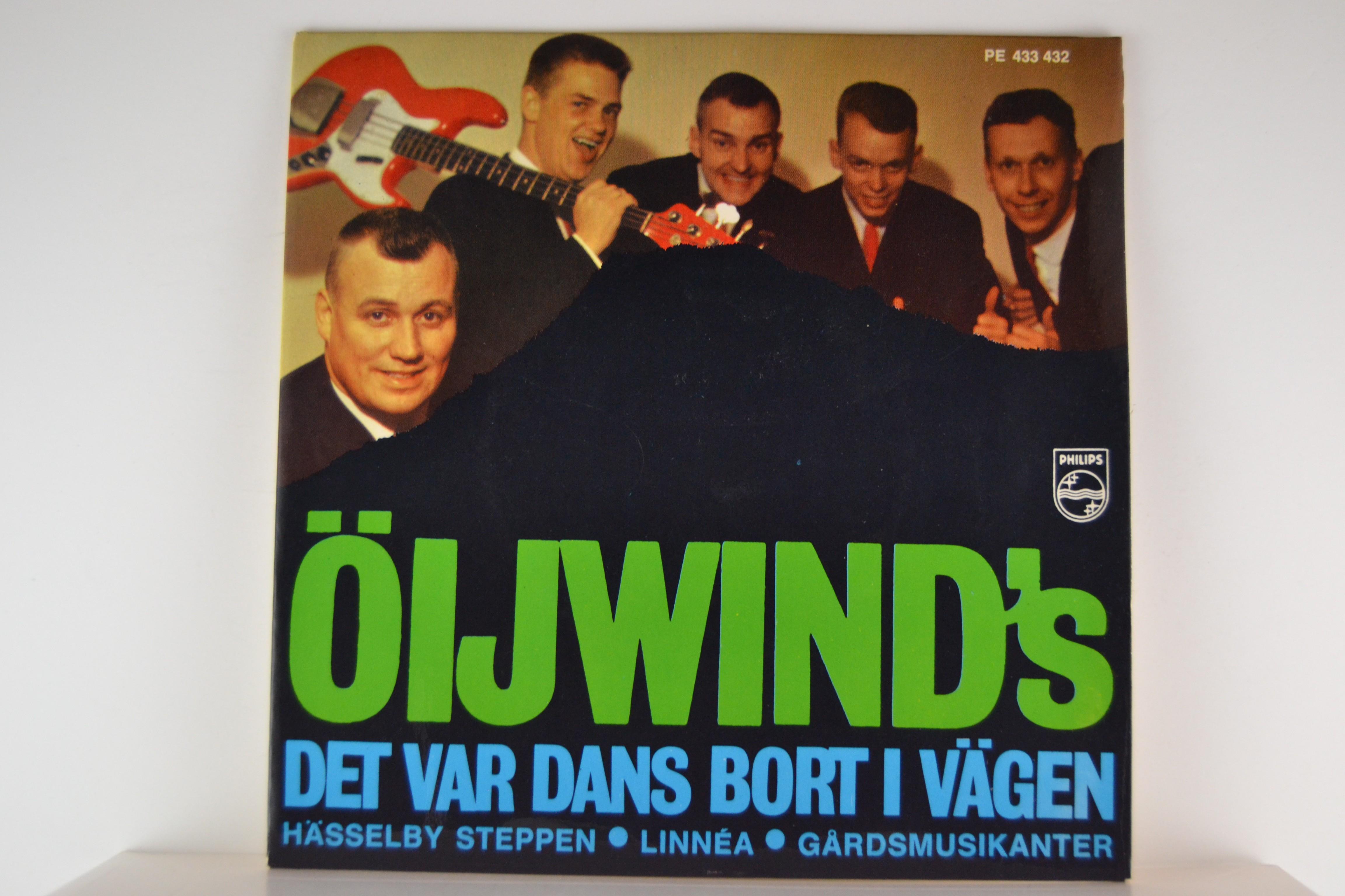 ÖIJWIND'S : (EP) Det var dans bort i vägen / Hässelby steppen / Linnéa / Gårdsmusikanter