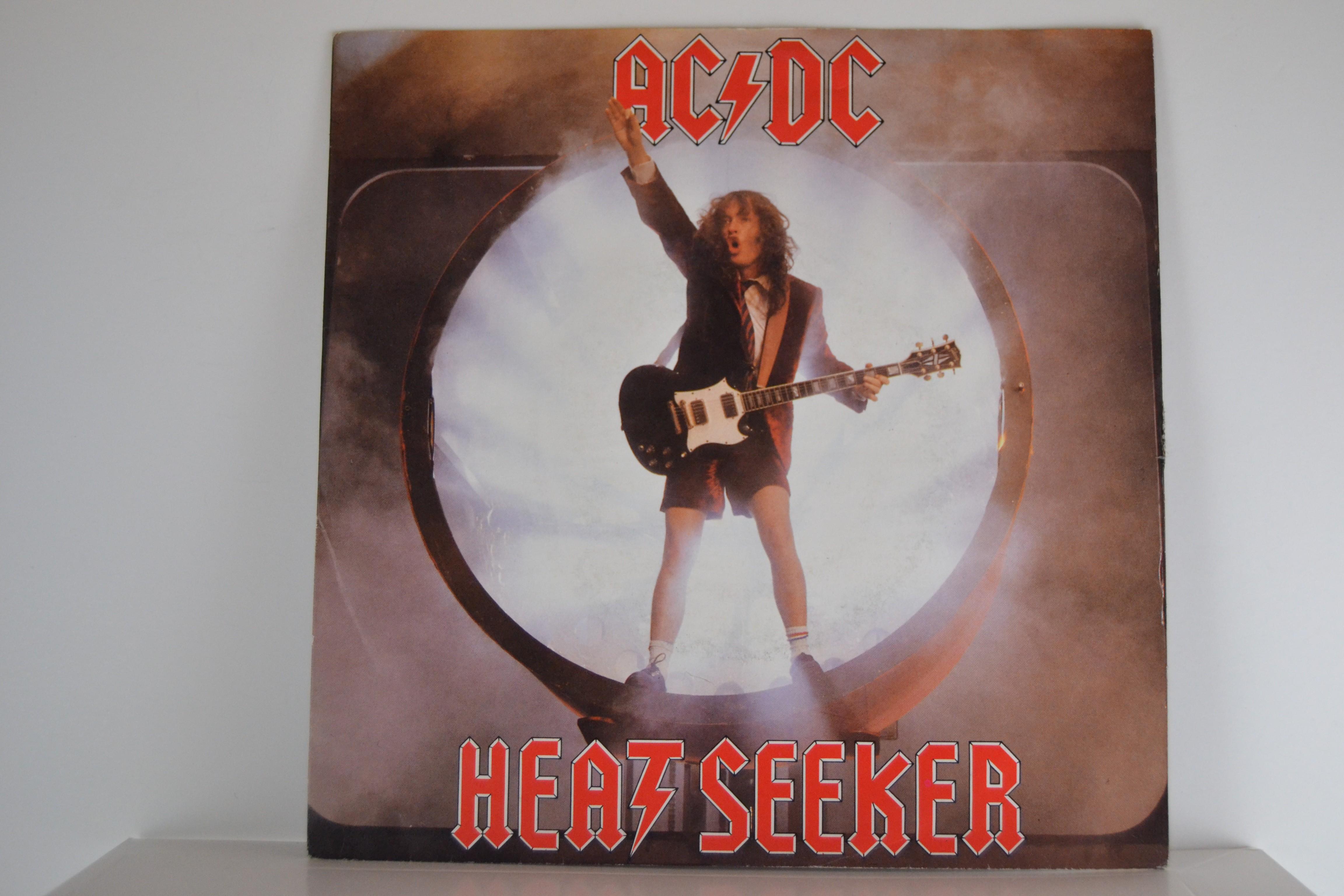 AC / DC : Heatseeker / Go zone