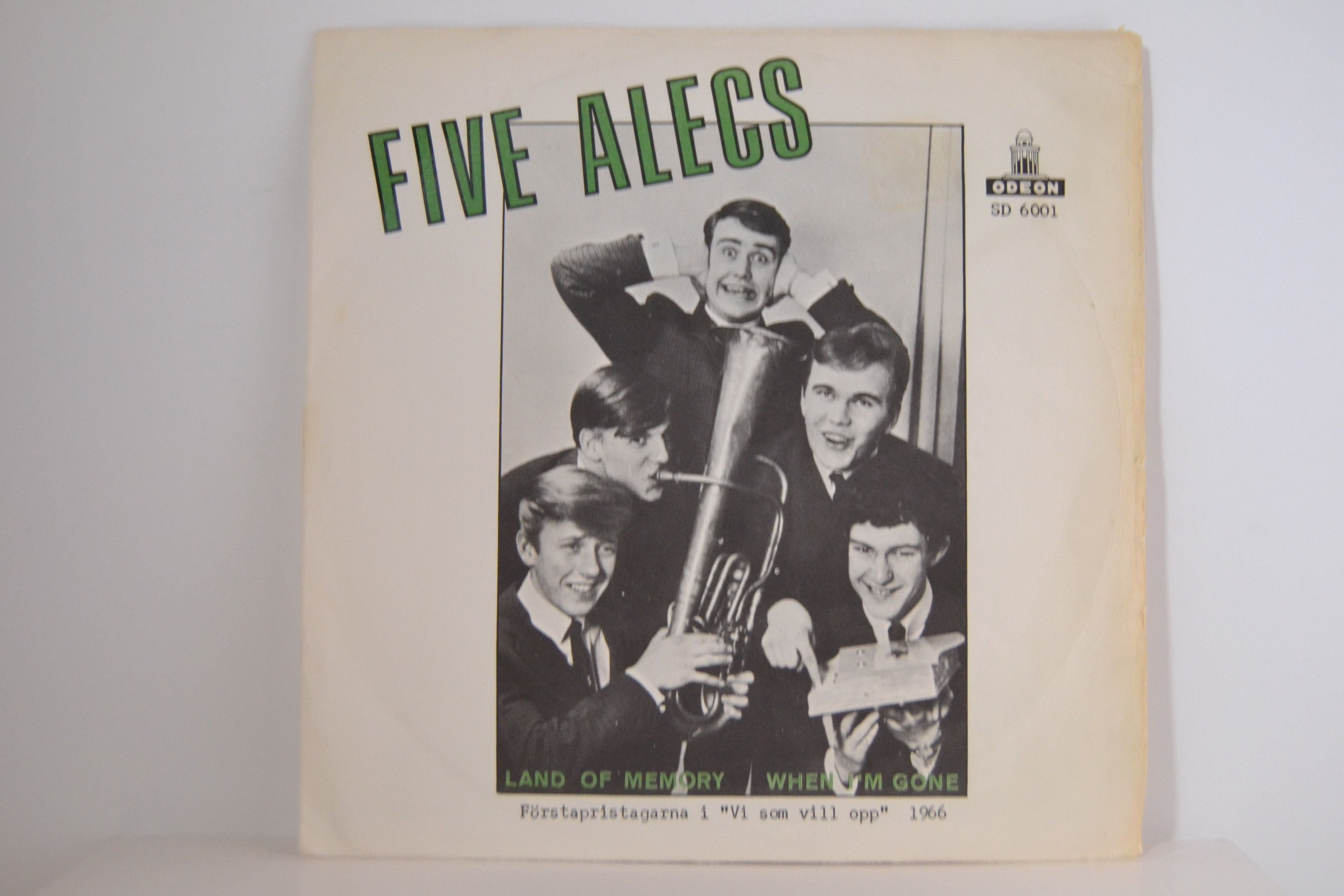FIVE ALECS : Land of memory / When I'm gone