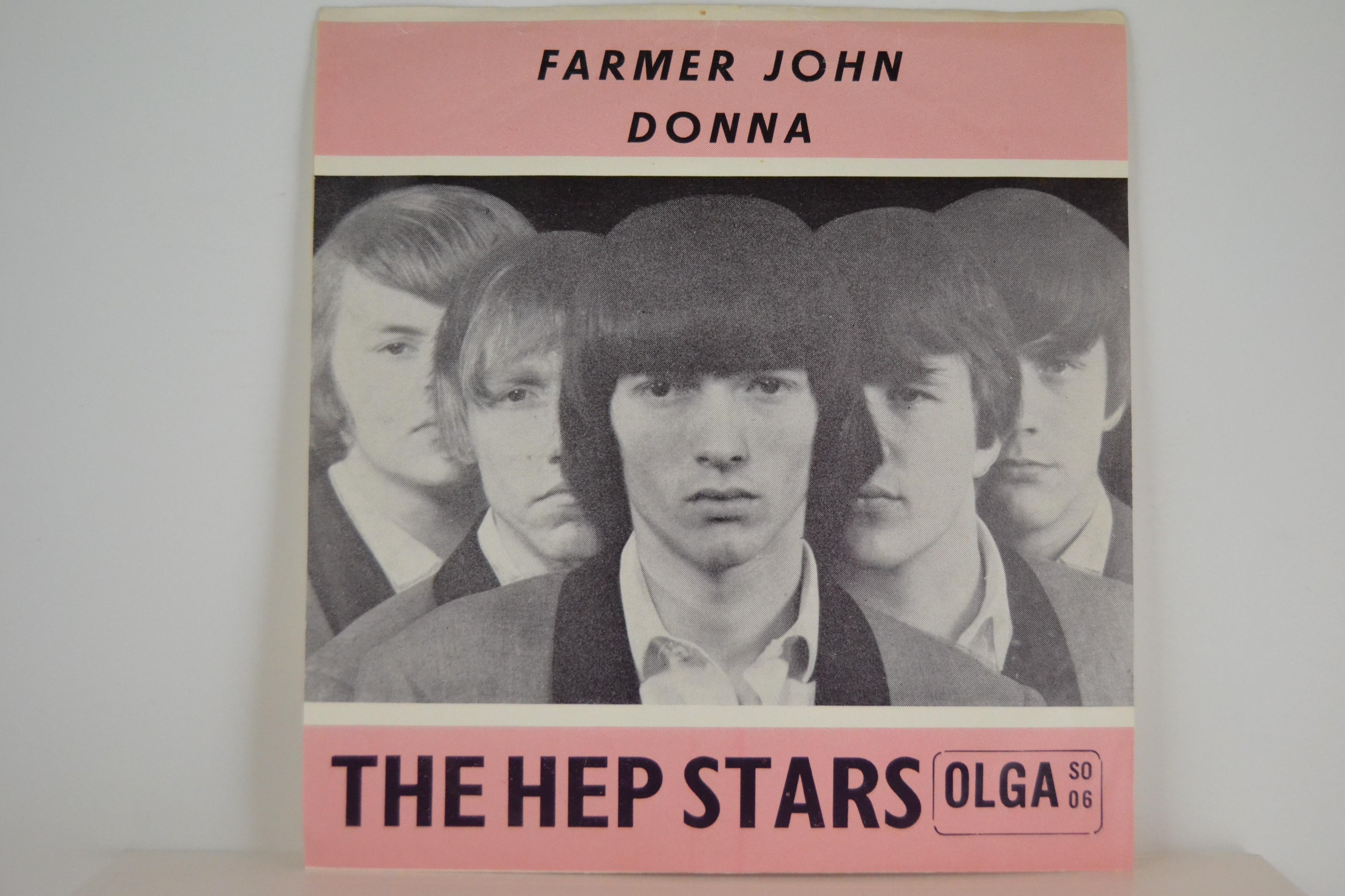 HEP STARS : Farmer John / Donna