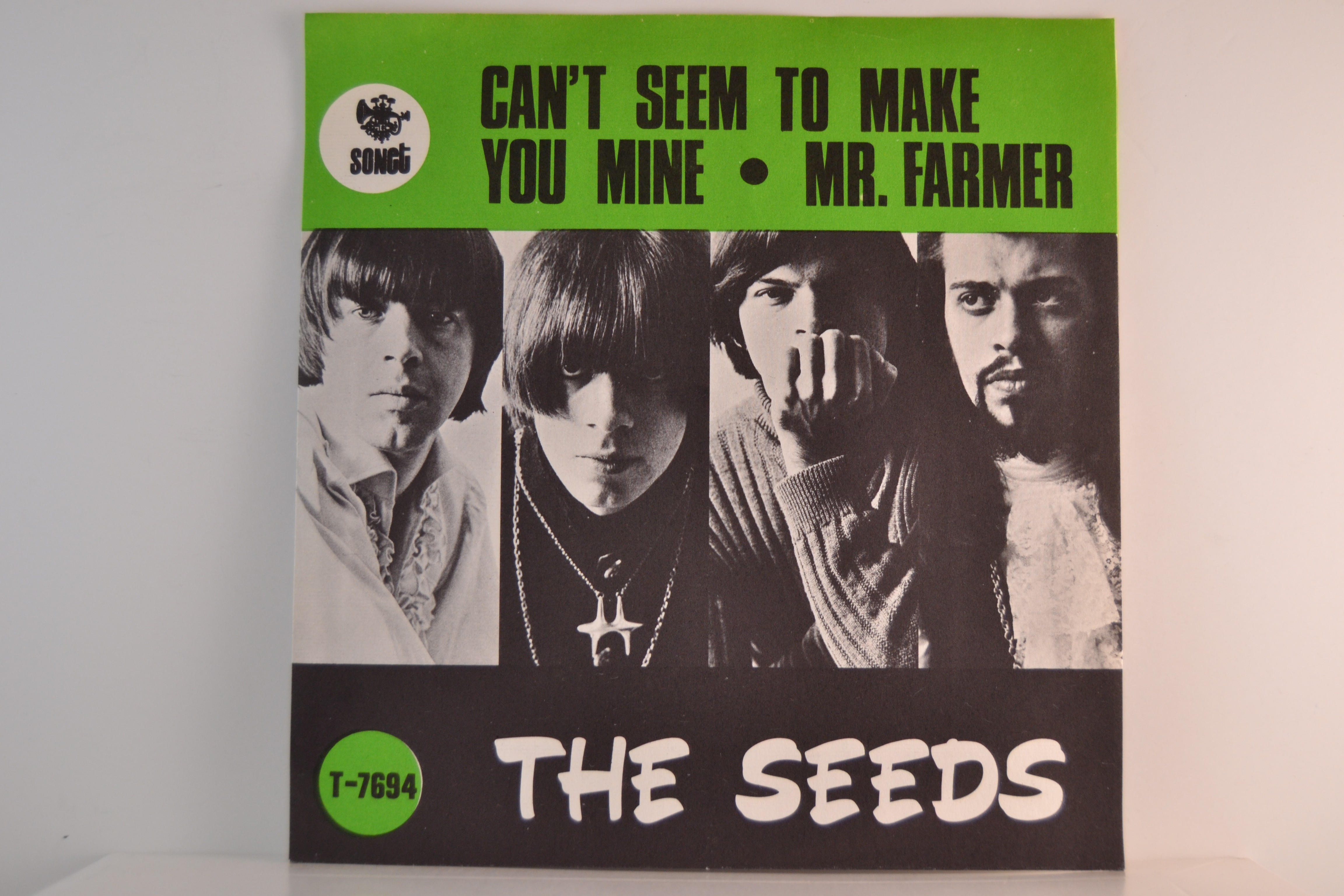 SEEDS : Can't seem to make you mine / Mr. Farmer
