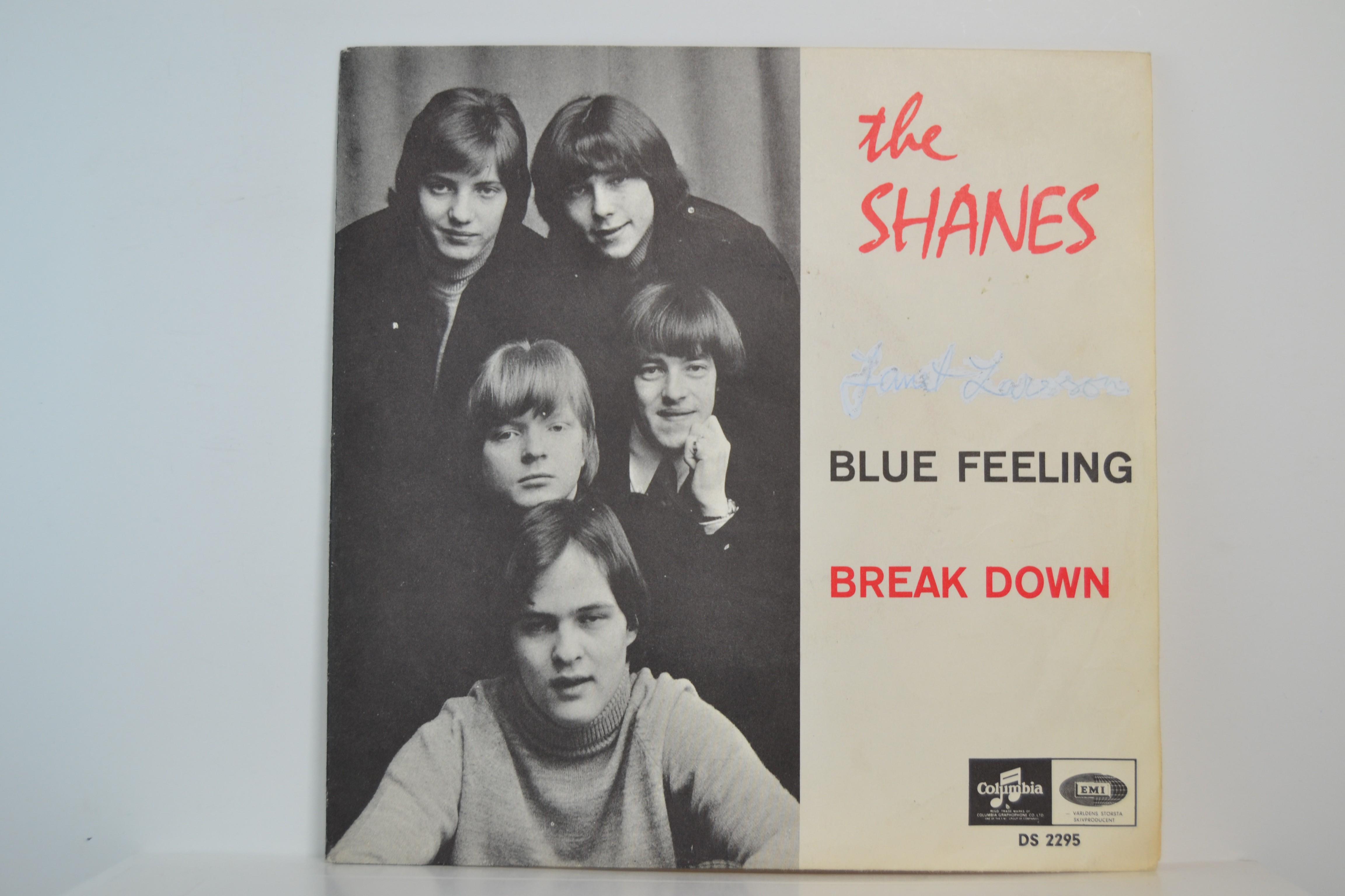 SHANES : Blue feeling / Break down