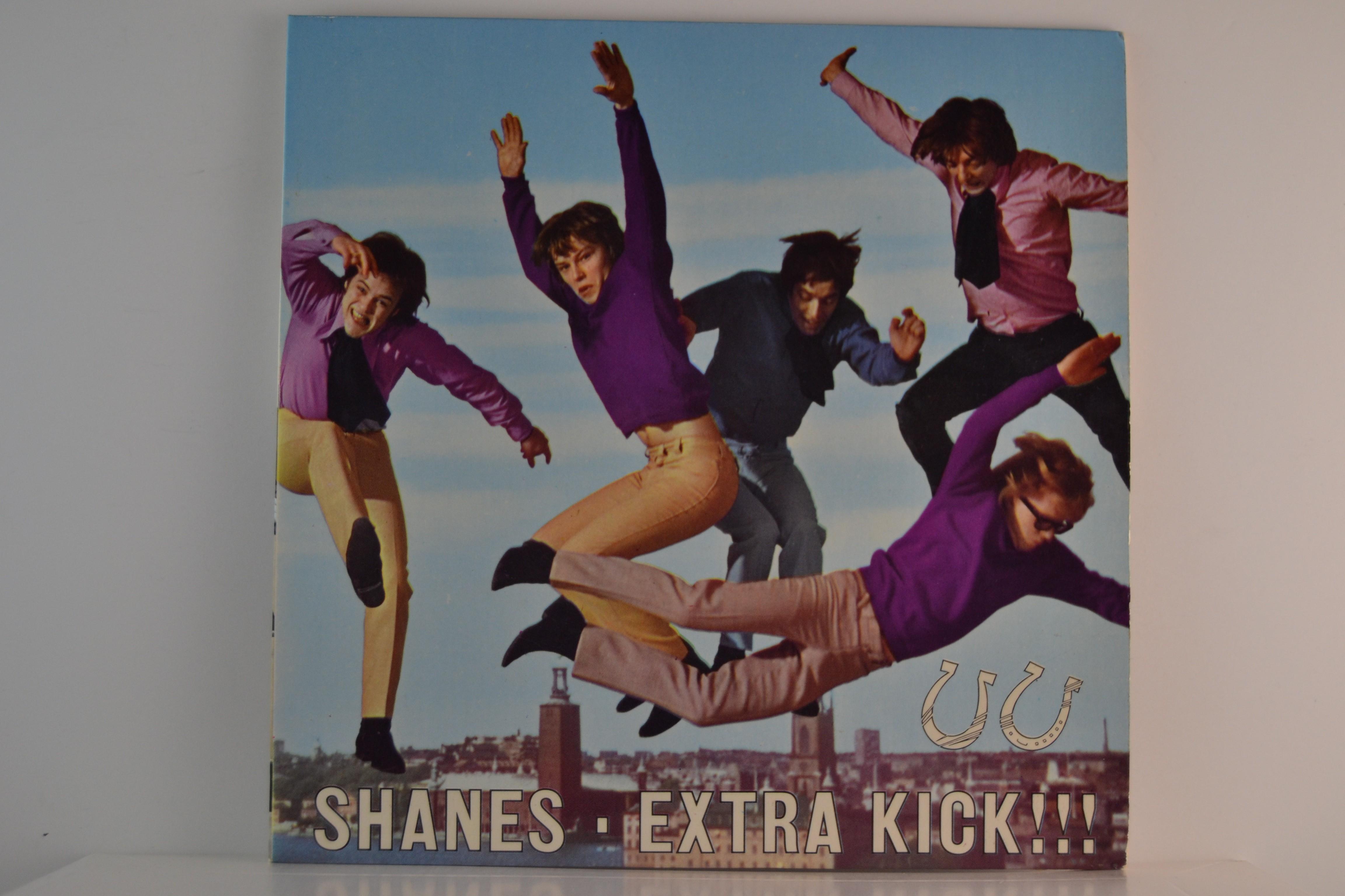 SHANES : Extra kick / No-nox
