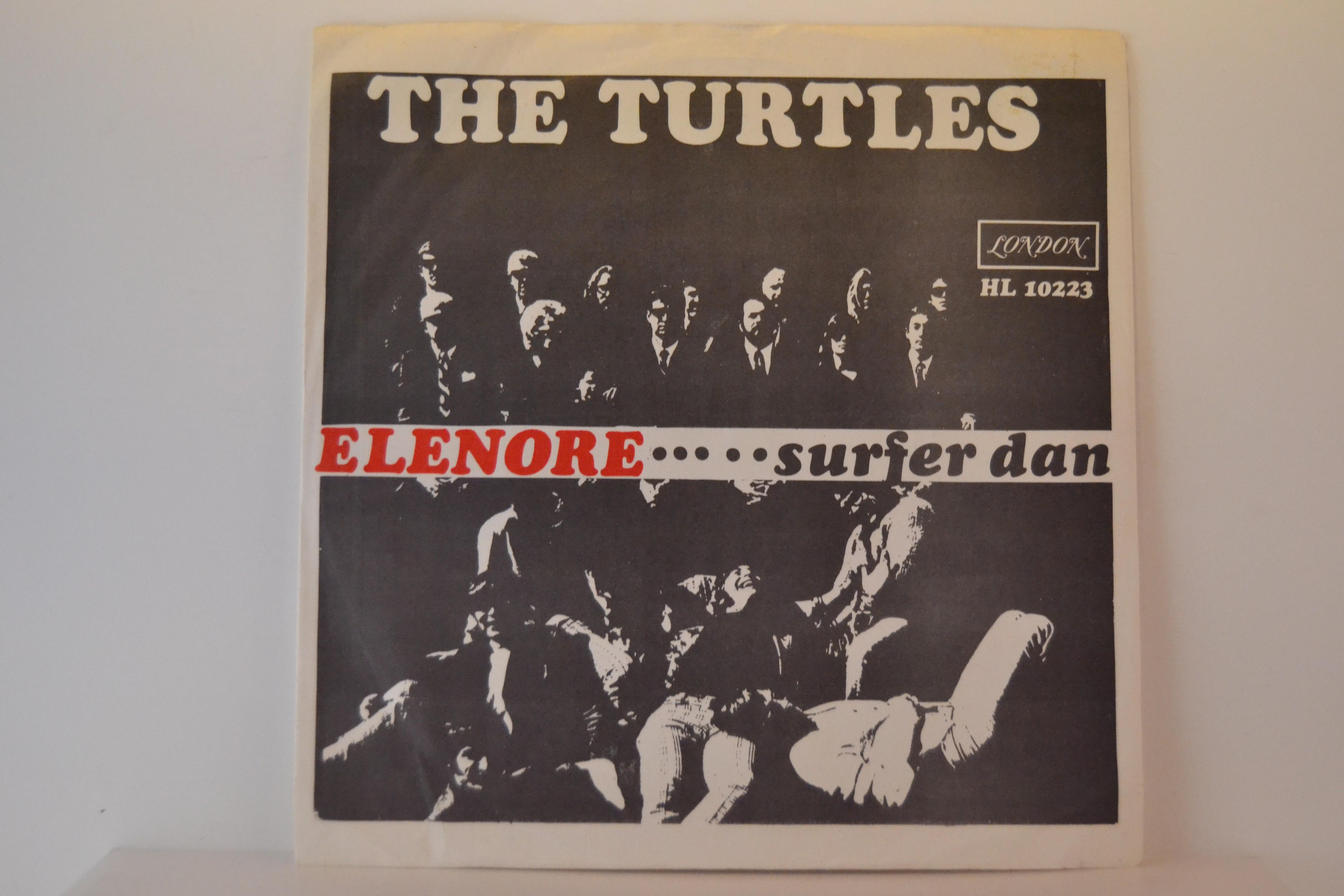 TURTLES : Elenore / Surfer Dan
