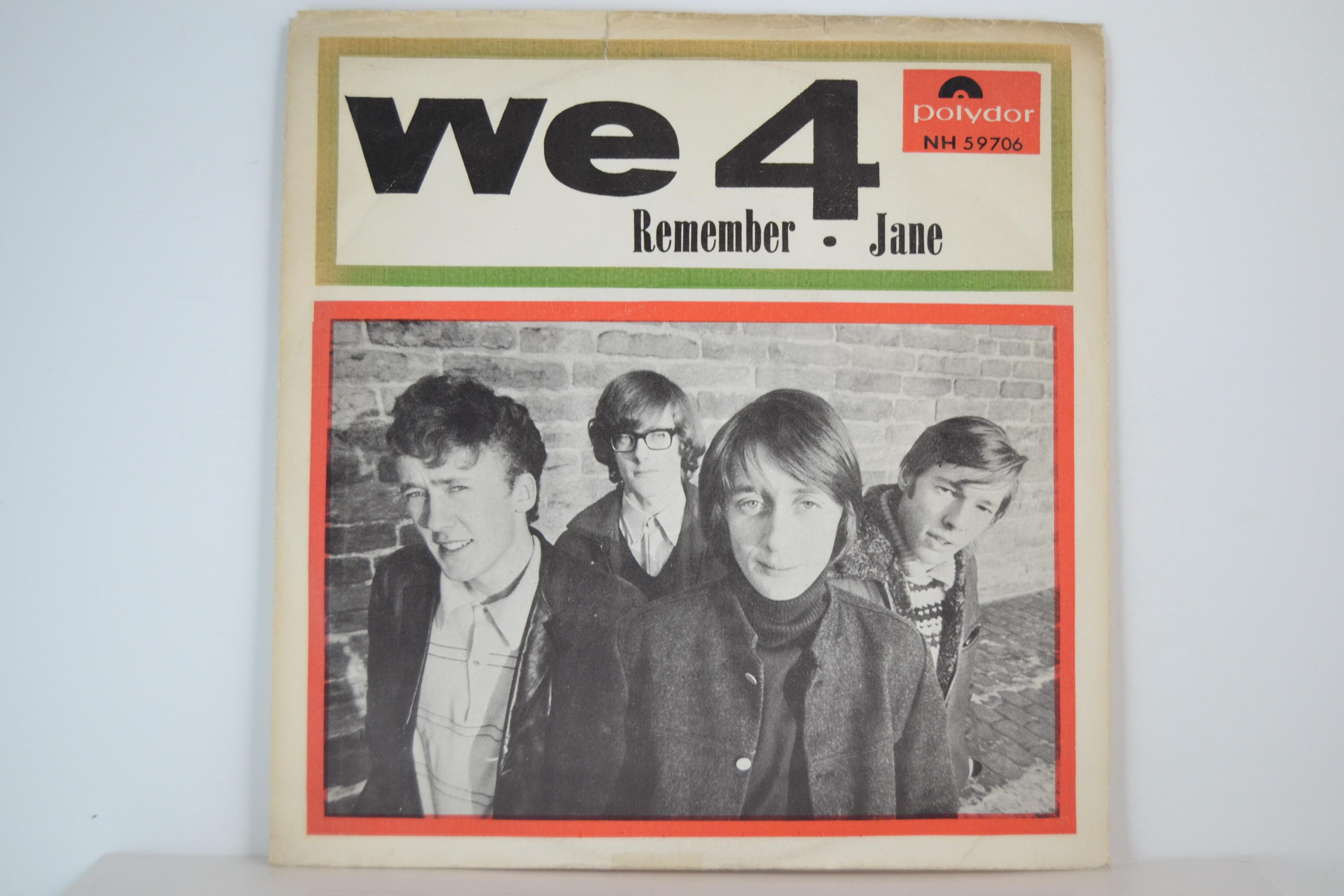 WE 4 : Jane / Remember