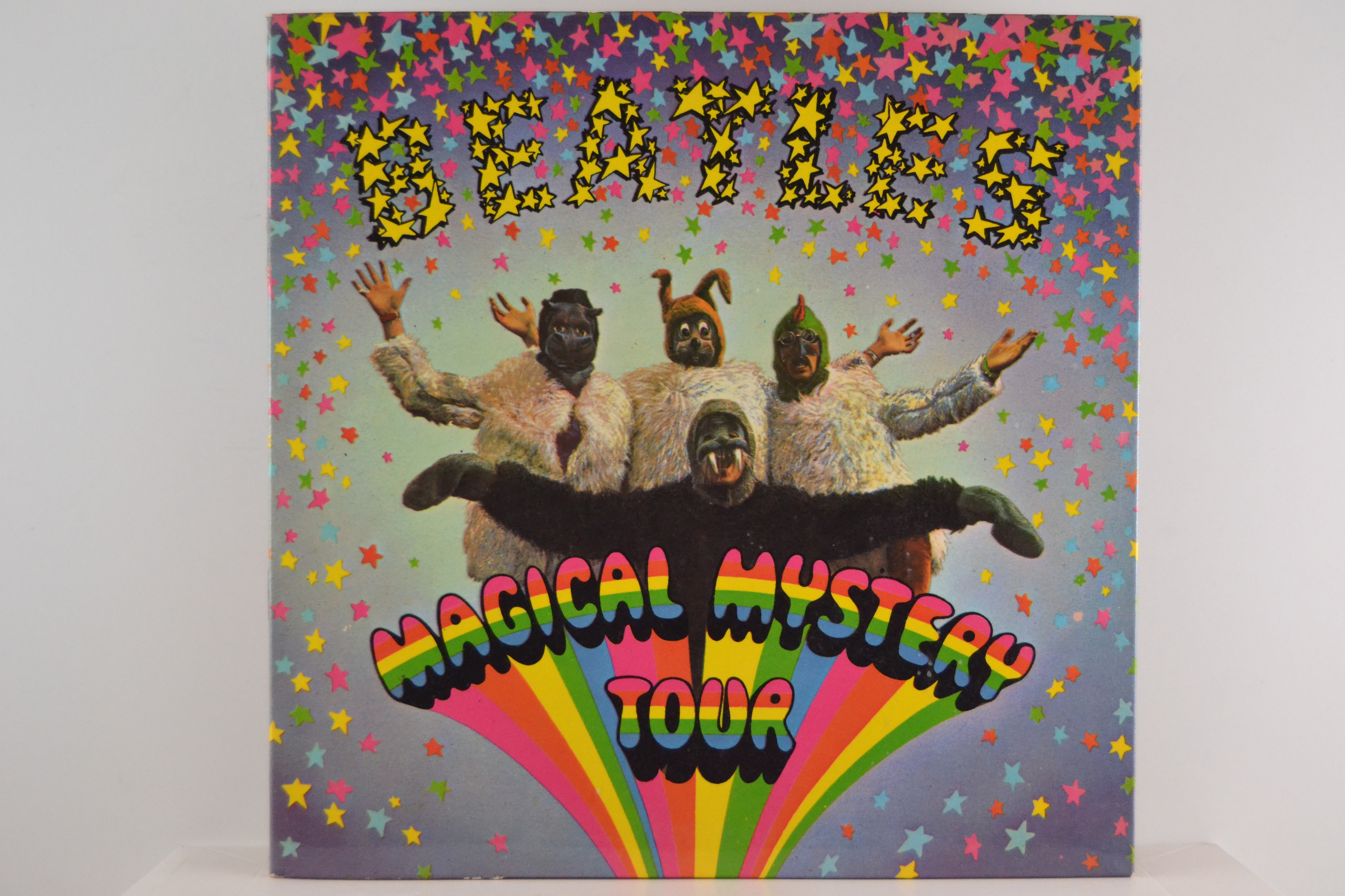 "BEATLES The  : (EP) ""Magical Mystery Tour"" :  Title / Your mother should know / I am the walrus / The fool on the hill / Flying / Blue jay way"