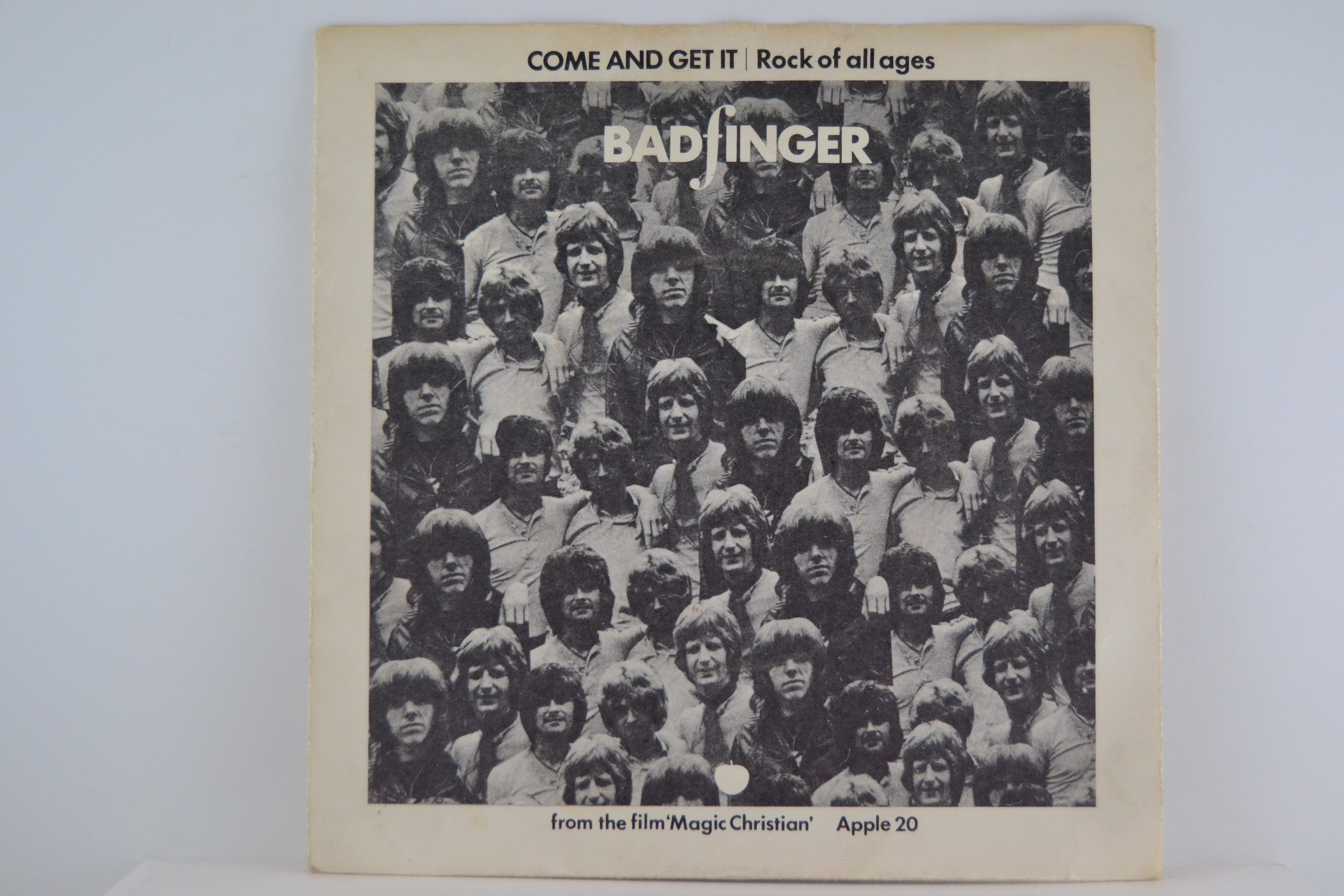 BADFINGER : Come and get it / Rock of all ages