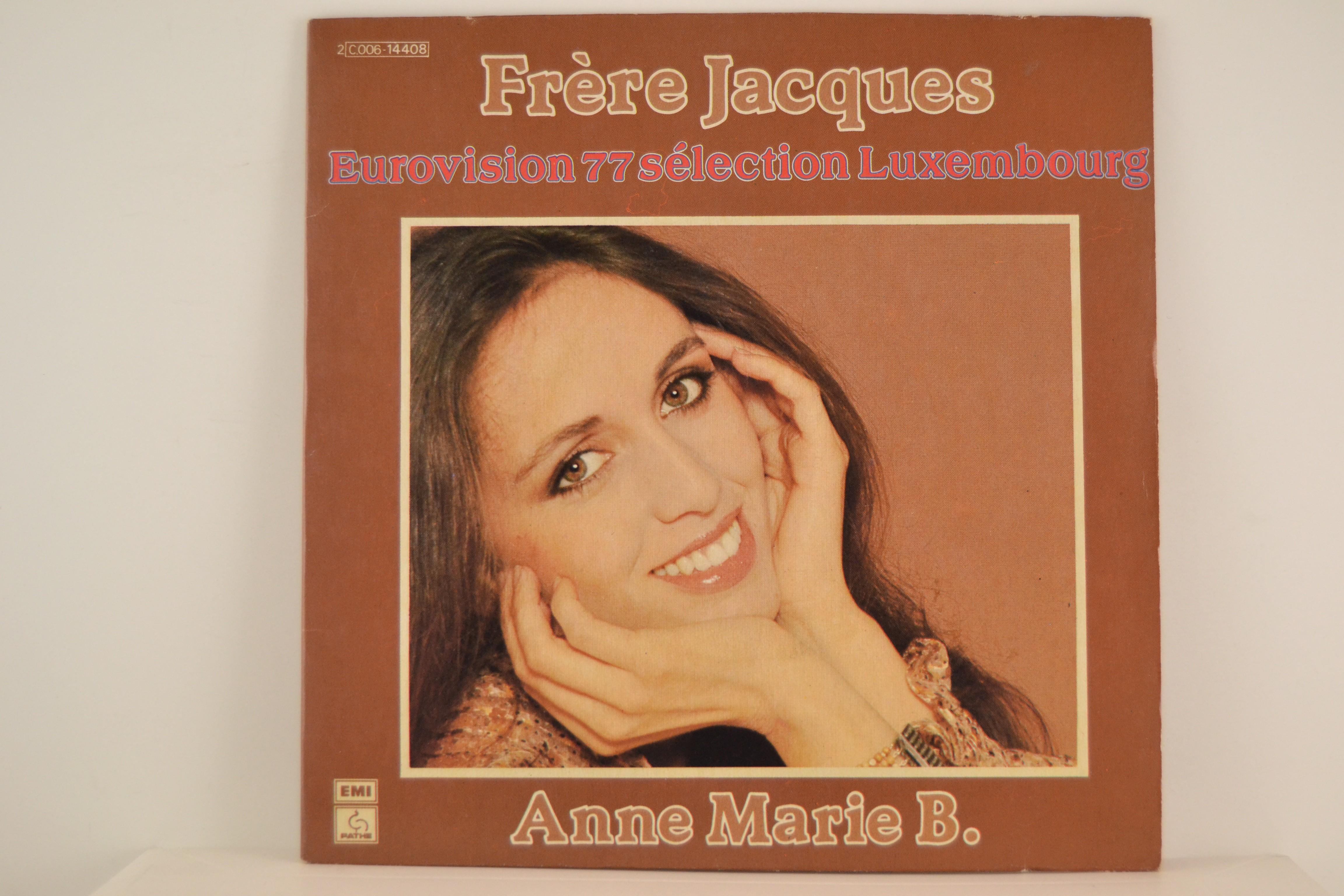 ANNE MARIE B. : Frère Jacques / Bébé chat