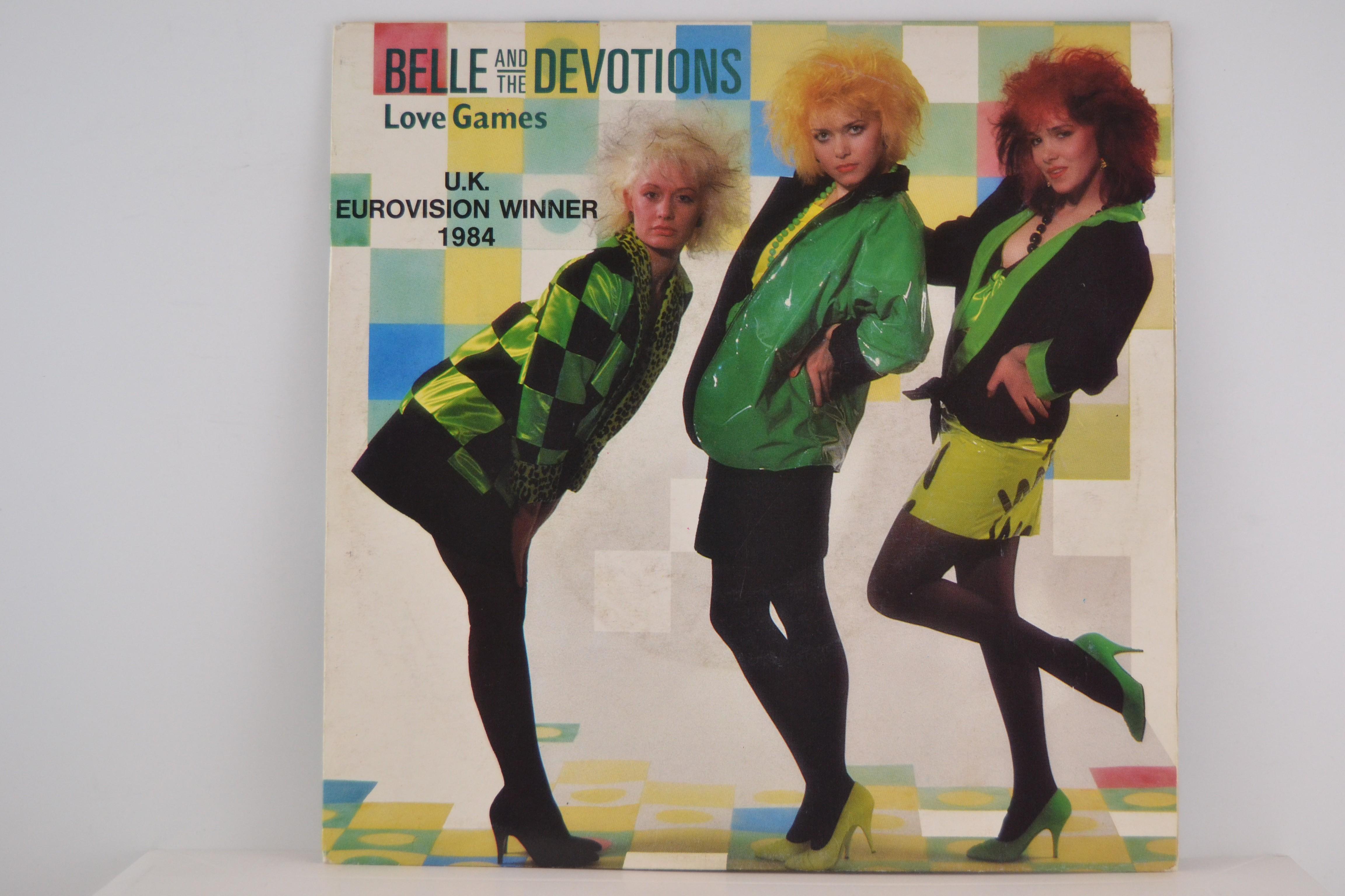 BELLE & DEVOTIONS : Love games / Rock me