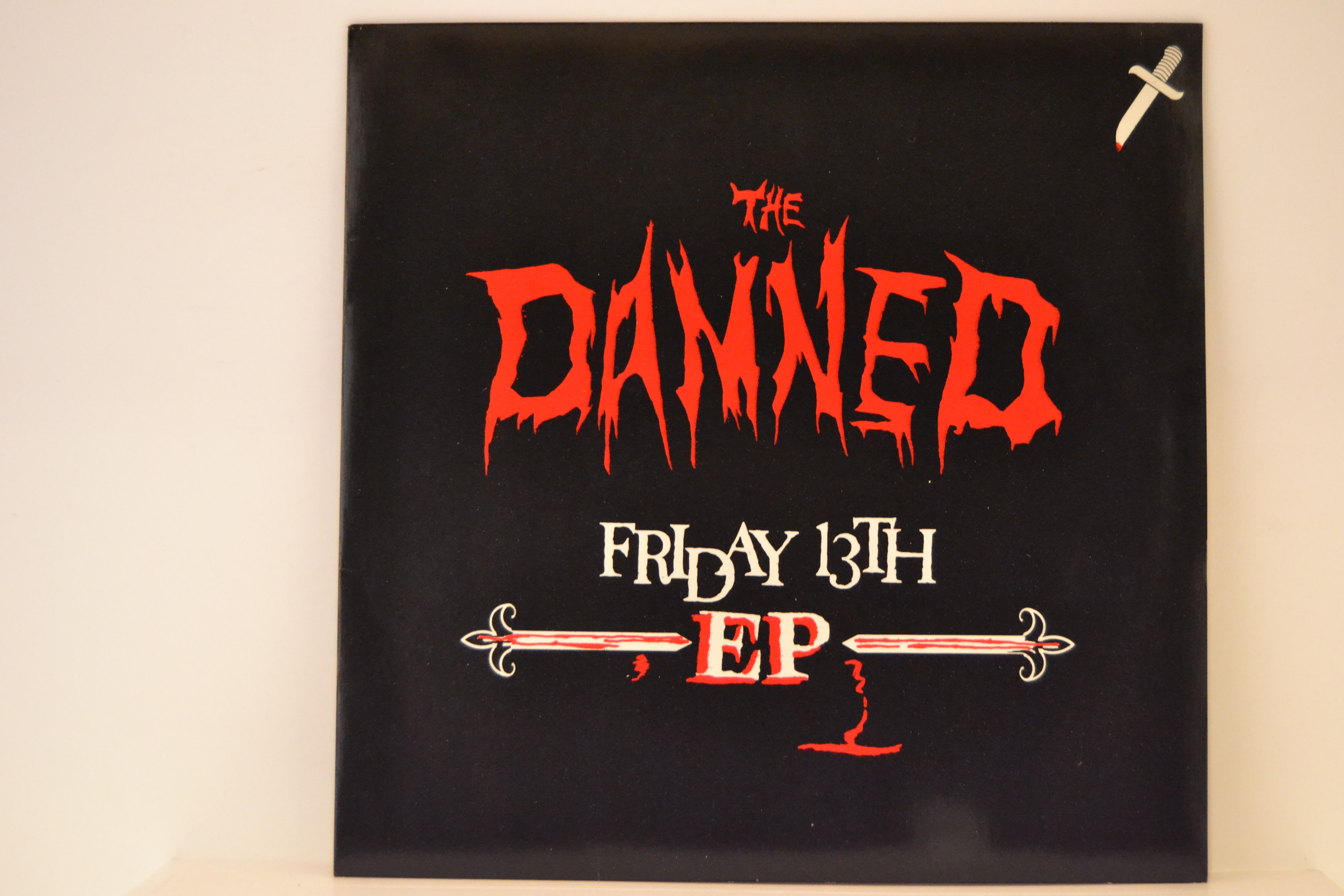 DAMNED : (EP) Disco man / The limit club / Billy bad breaks / Citadel
